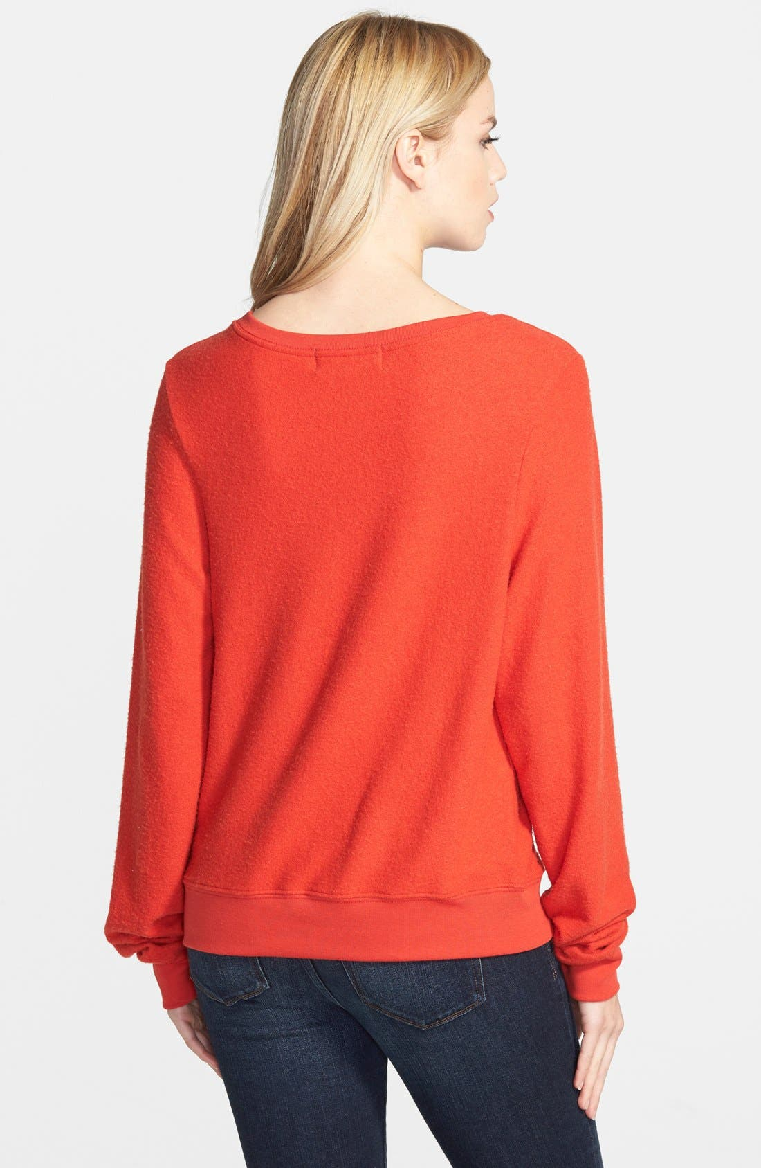 'Baggy Beach Jumper' Pullover,                             Alternate thumbnail 78, color,