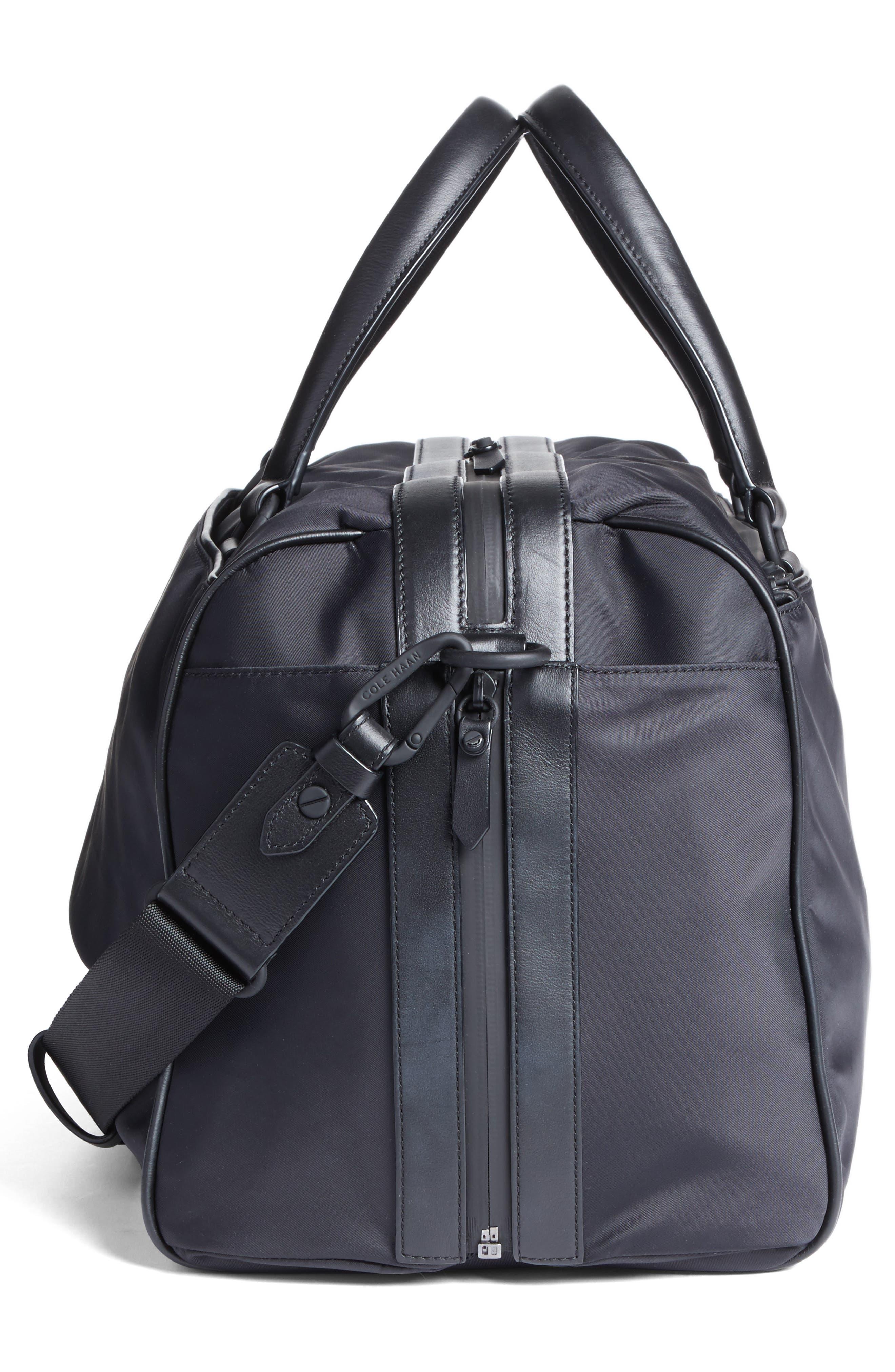 Grand Duffel Bag,                             Alternate thumbnail 5, color,                             001