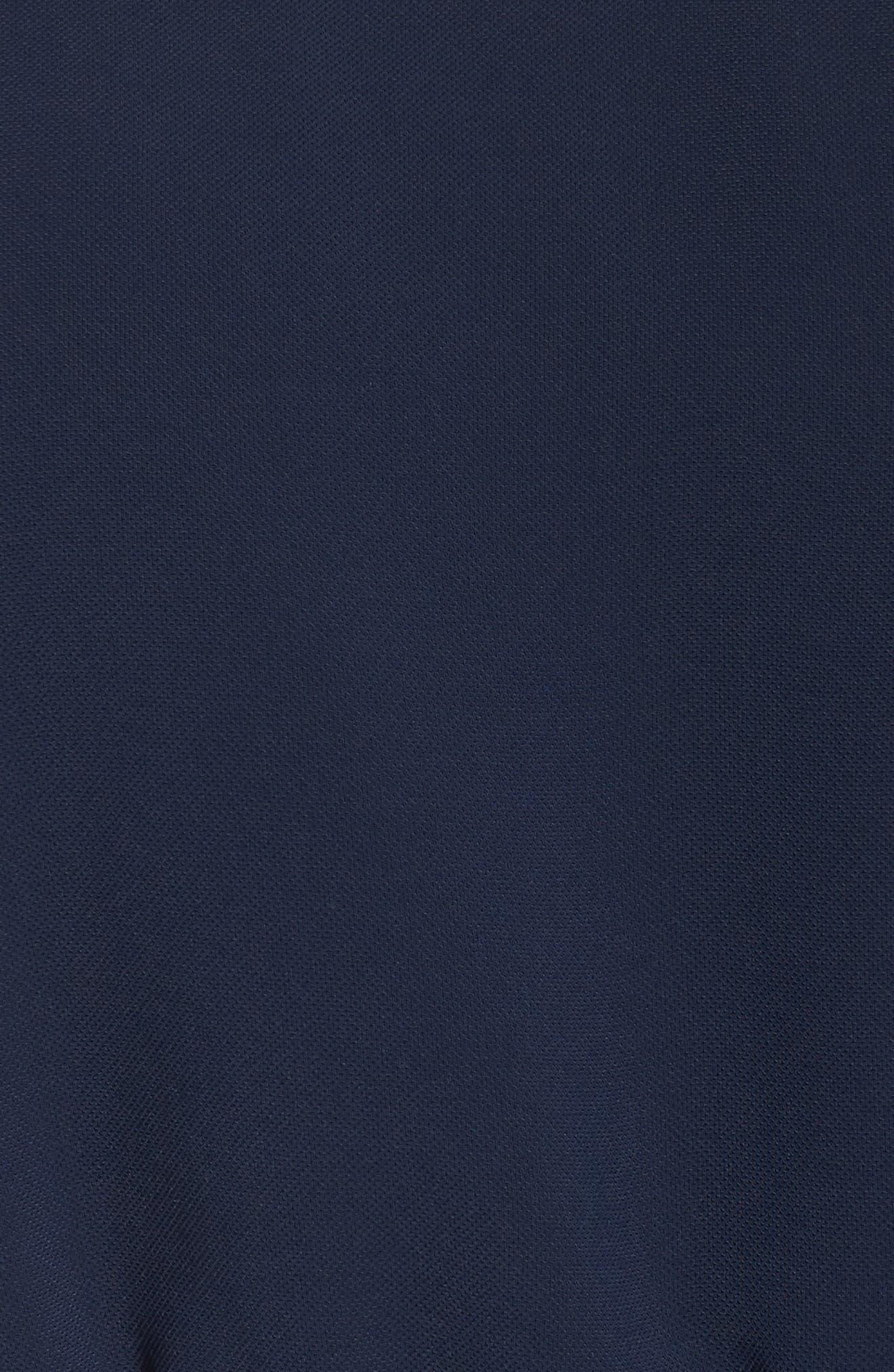 Crepe Belted Jumpsuit,                             Alternate thumbnail 5, color,                             411