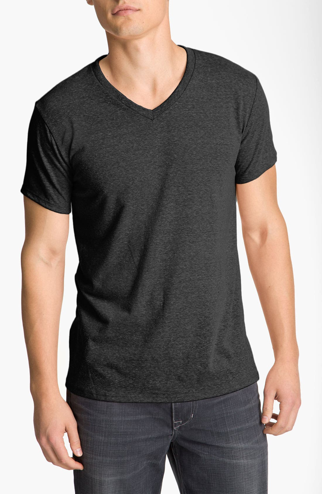 Threads for Thought Heather V-Neck,                         Main,                         color,