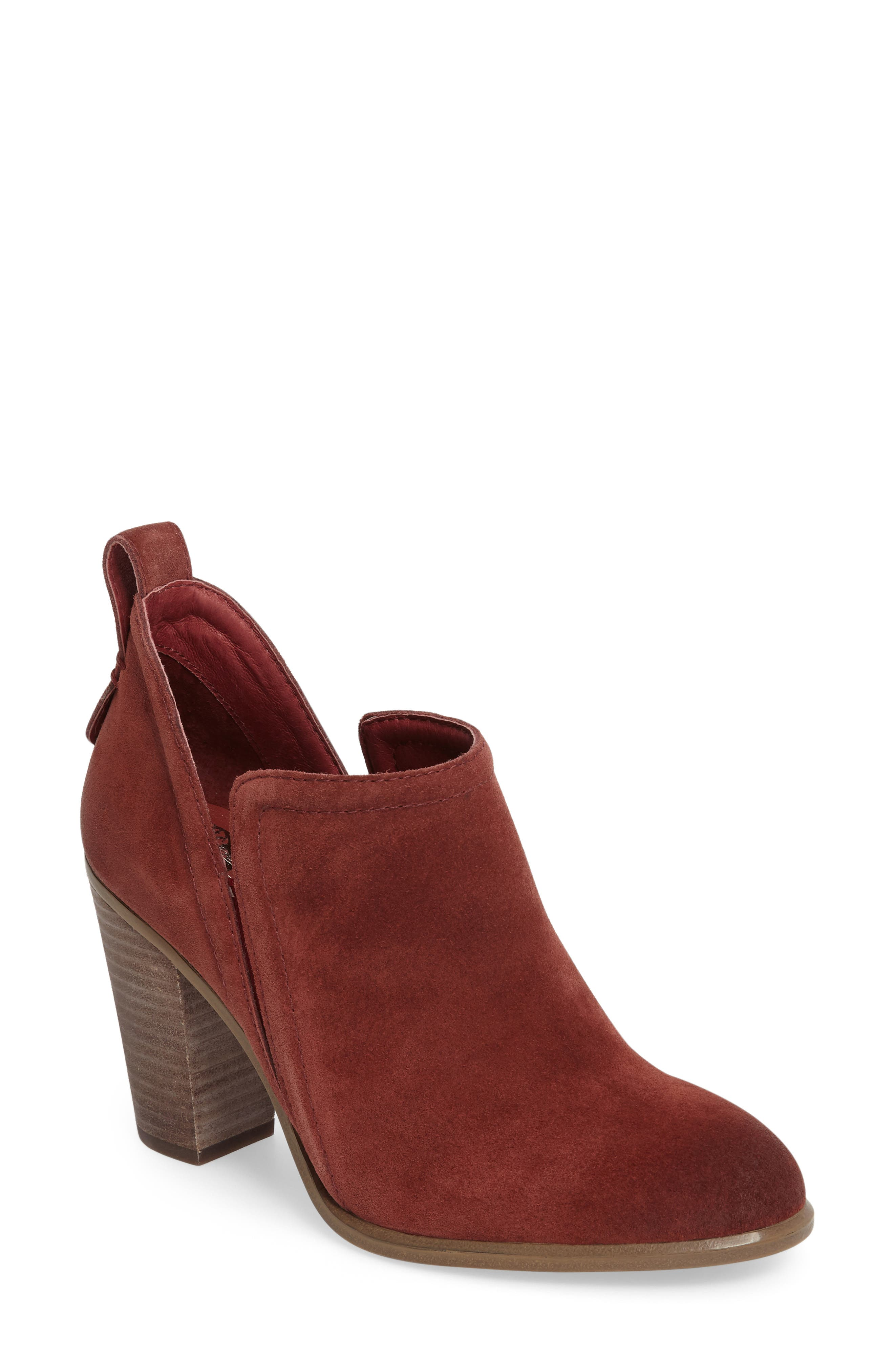 Francia Bootie,                             Main thumbnail 1, color,                             930