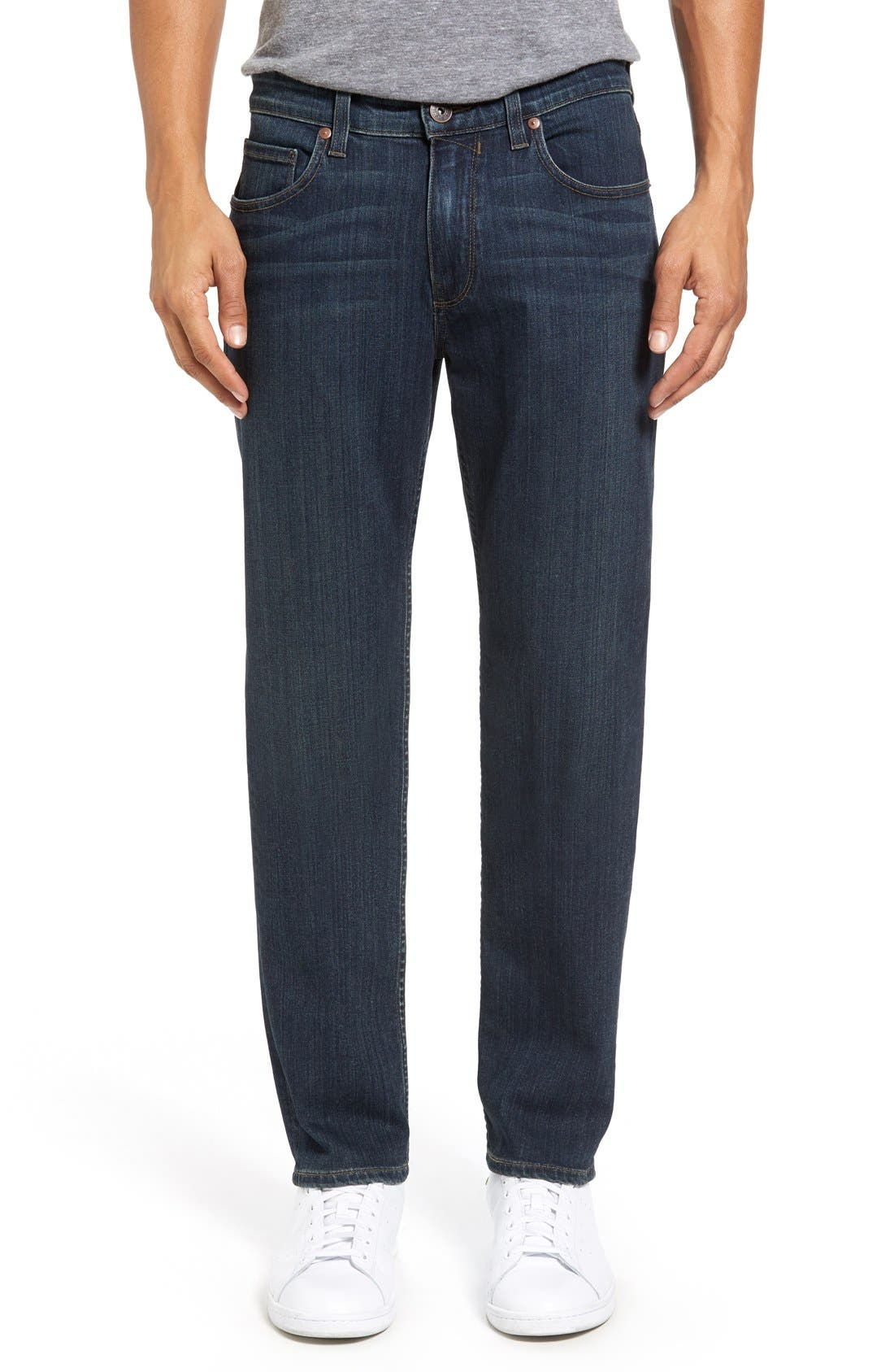 Transcend - Federal Slim Straight Leg Jeans,                             Main thumbnail 1, color,