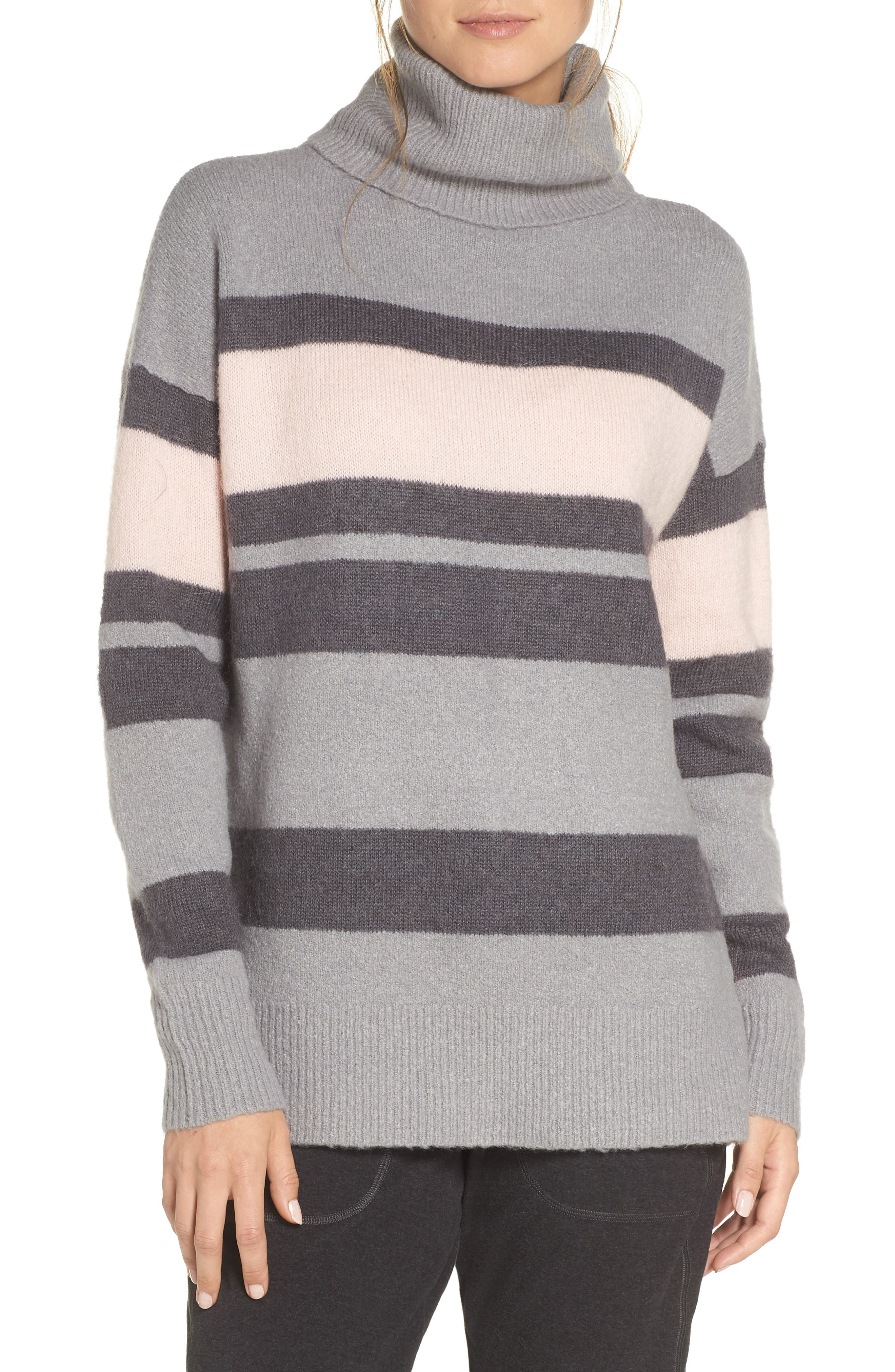 SWEATY BETTY Bloomsbury Sweater, Main, color, 023