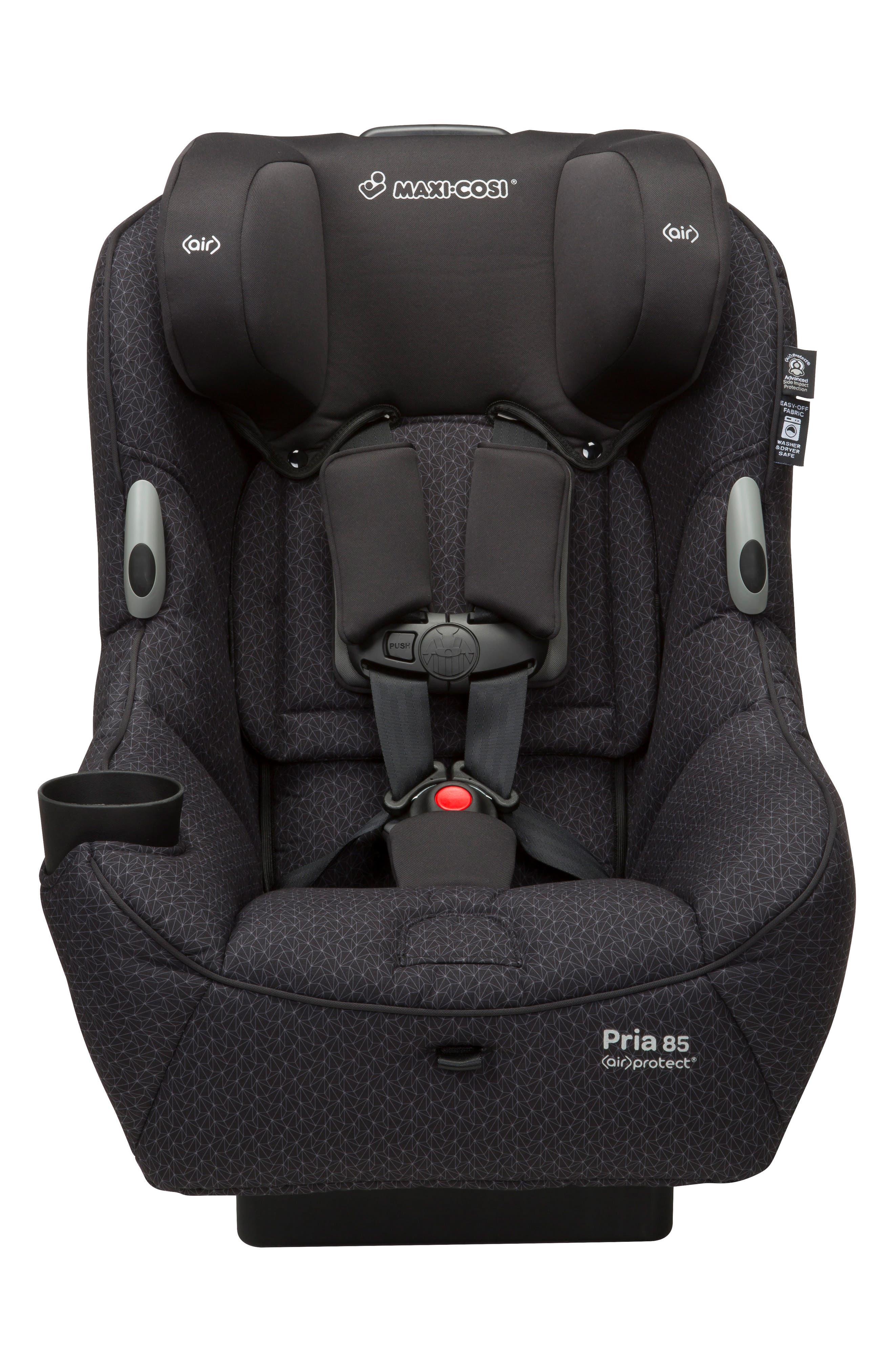 Pria<sup>™</sup> 85 Black Crystal Special Edition Car Seat,                         Main,                         color,
