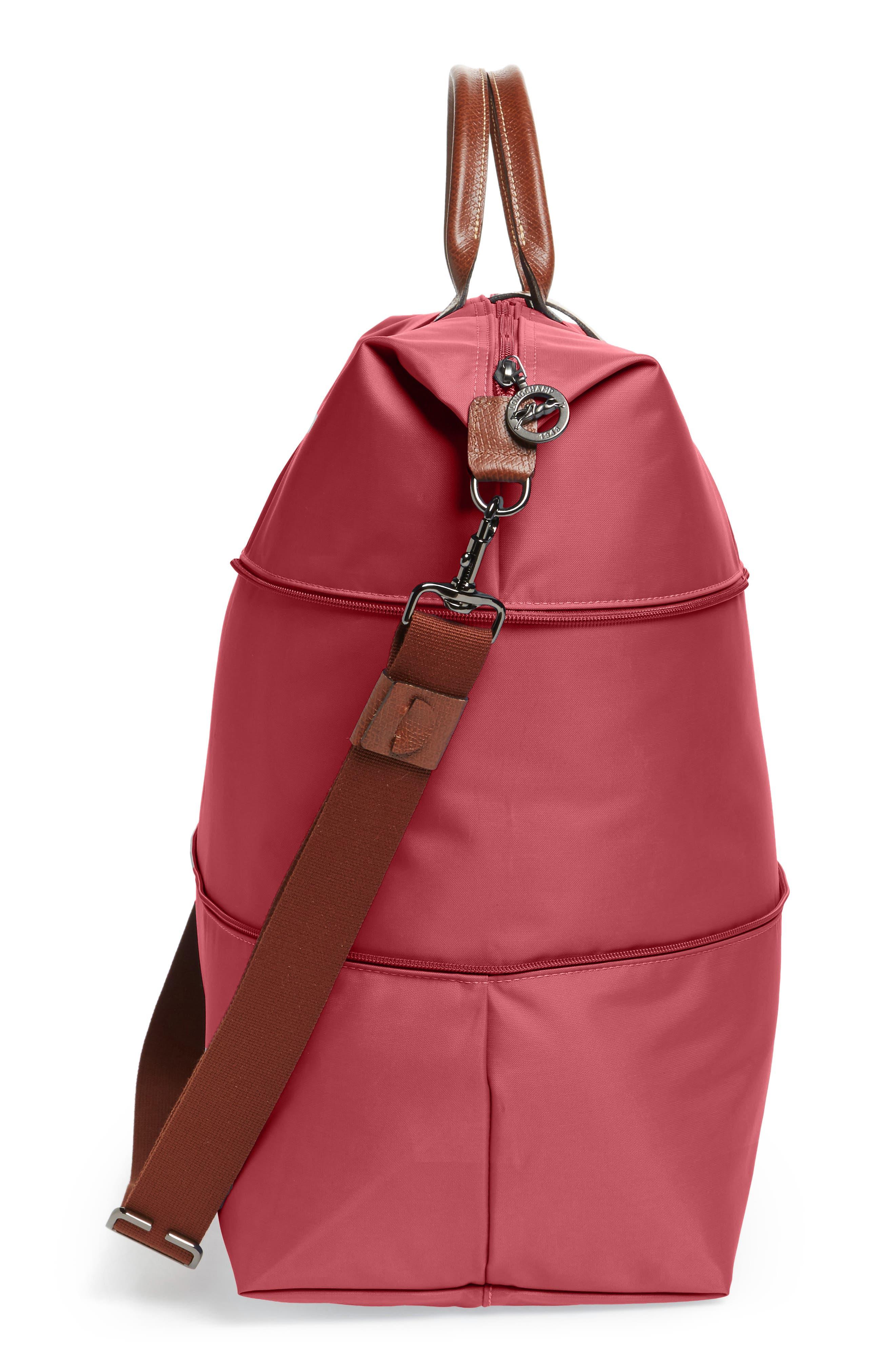 Le Pliage 21-Inch Expandable Travel Bag,                             Alternate thumbnail 5, color,                             FIG
