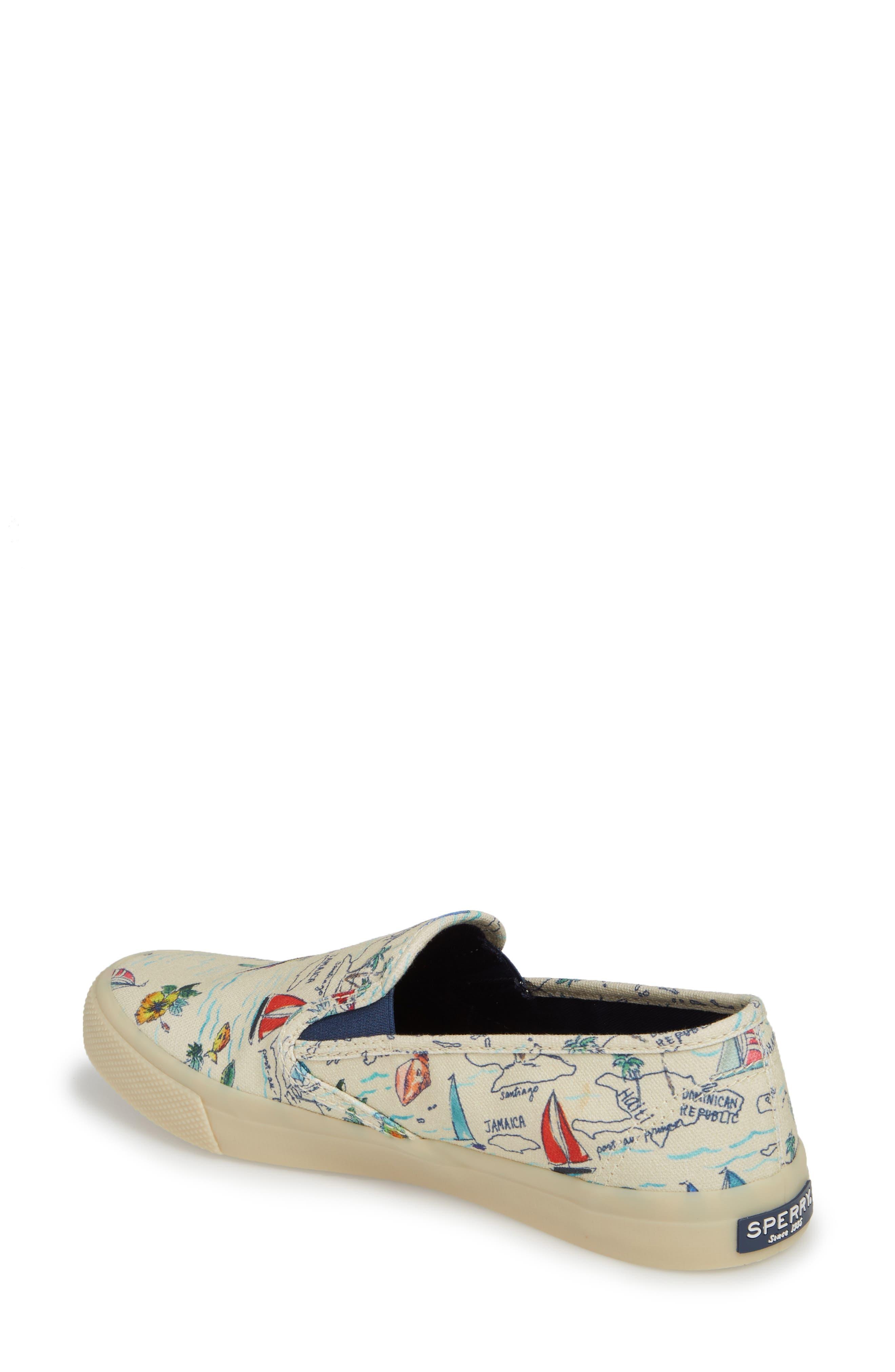 Seaside Slip-On Sneaker,                             Alternate thumbnail 2, color,                             101