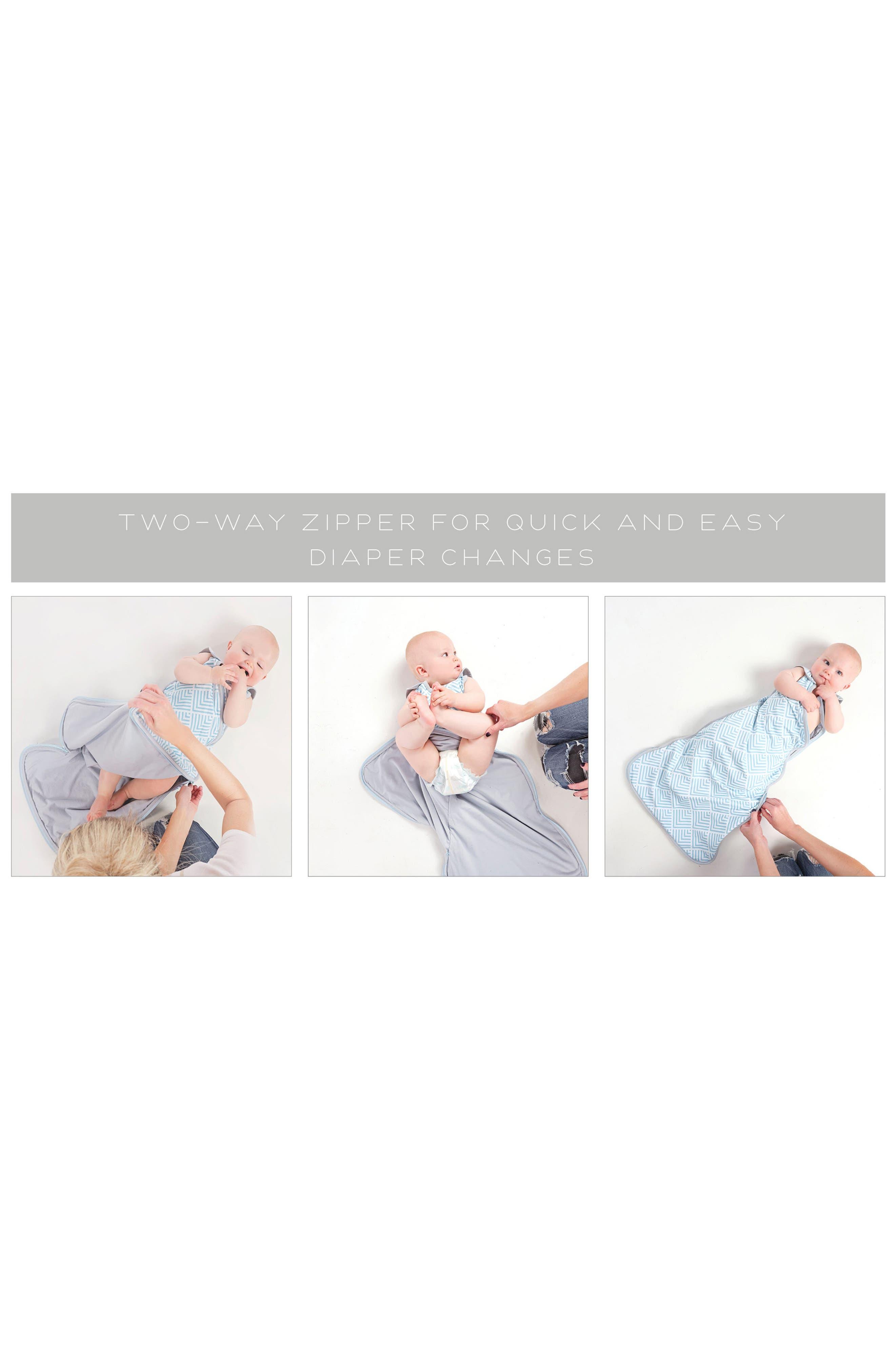 Cuddle Blanket & Wearable Blanket Set,                             Alternate thumbnail 5, color,