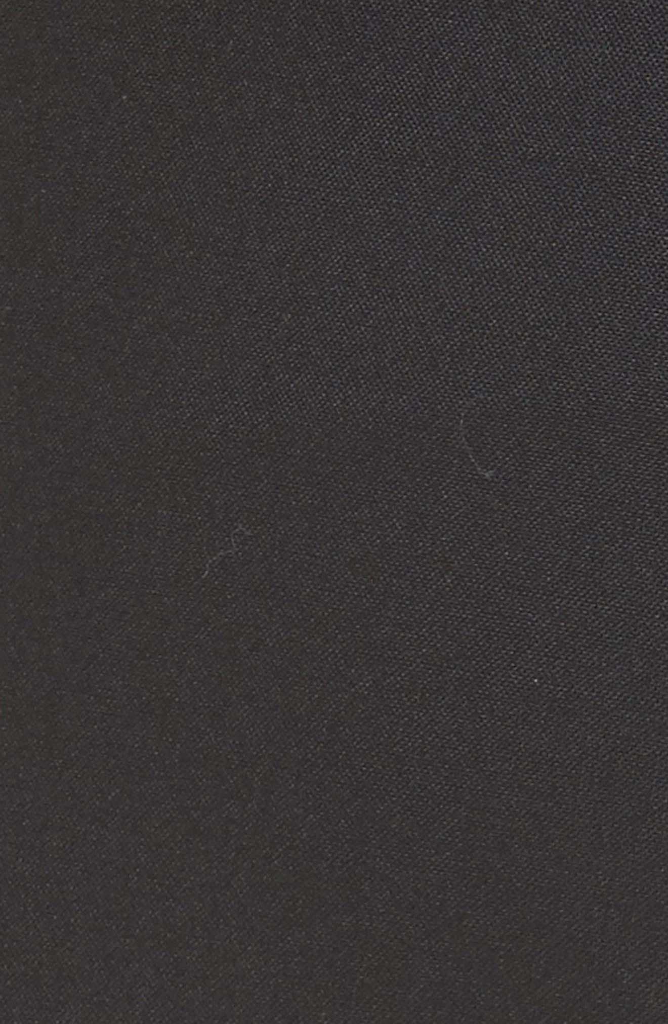 Hartsdale B Good Wool Suit Pants,                             Alternate thumbnail 5, color,                             BLACK