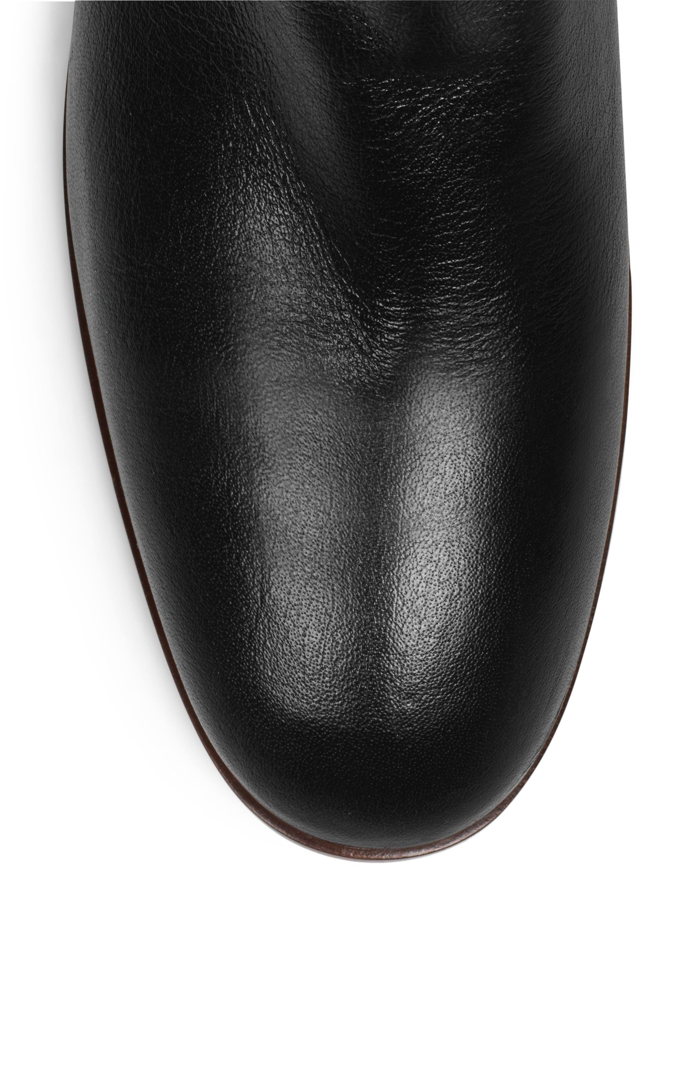 Rebelle Boot,                             Alternate thumbnail 5, color,                             BLACK