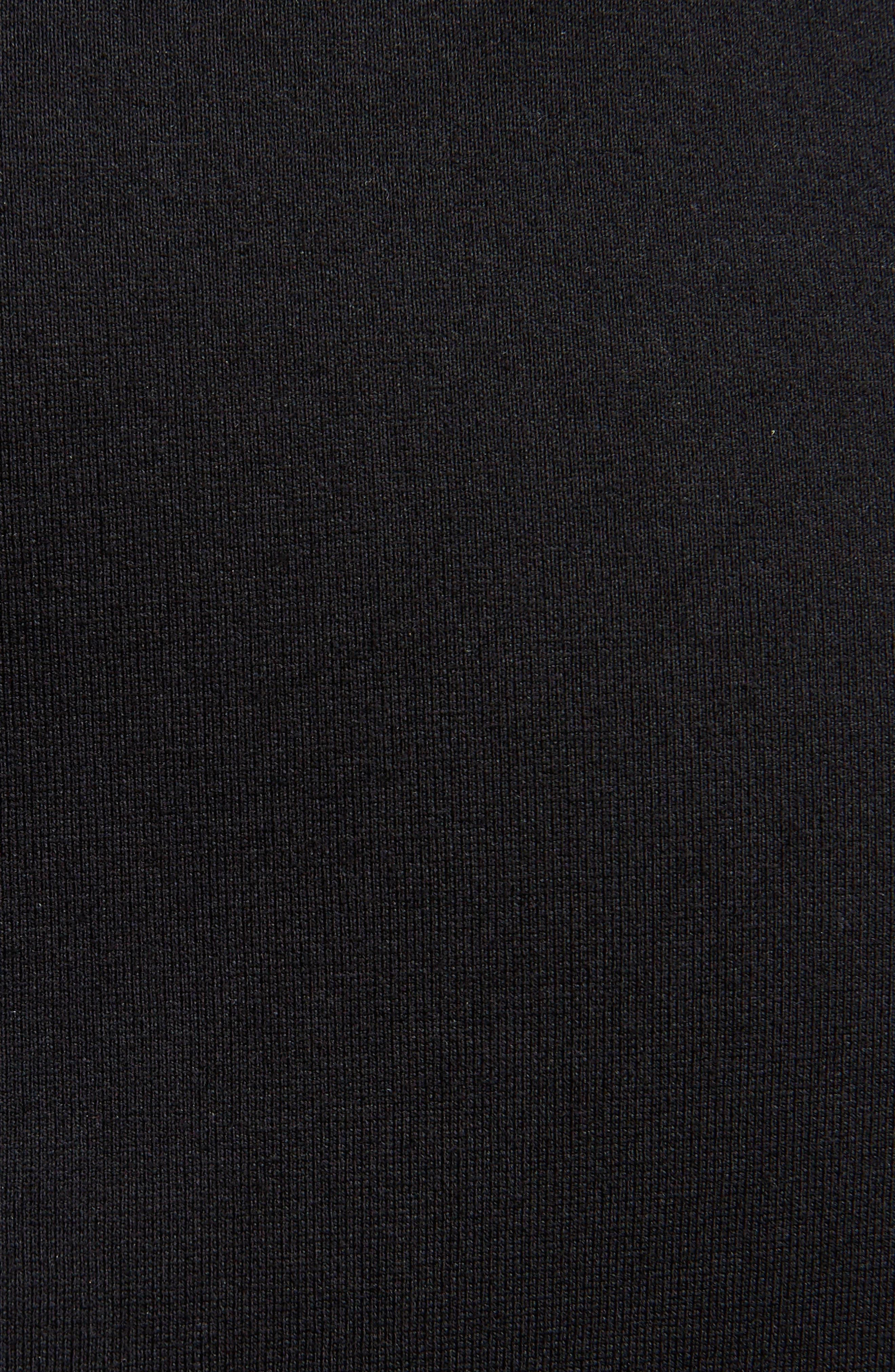 Asymmetrical Ruffle Skirt,                             Alternate thumbnail 5, color,                             001