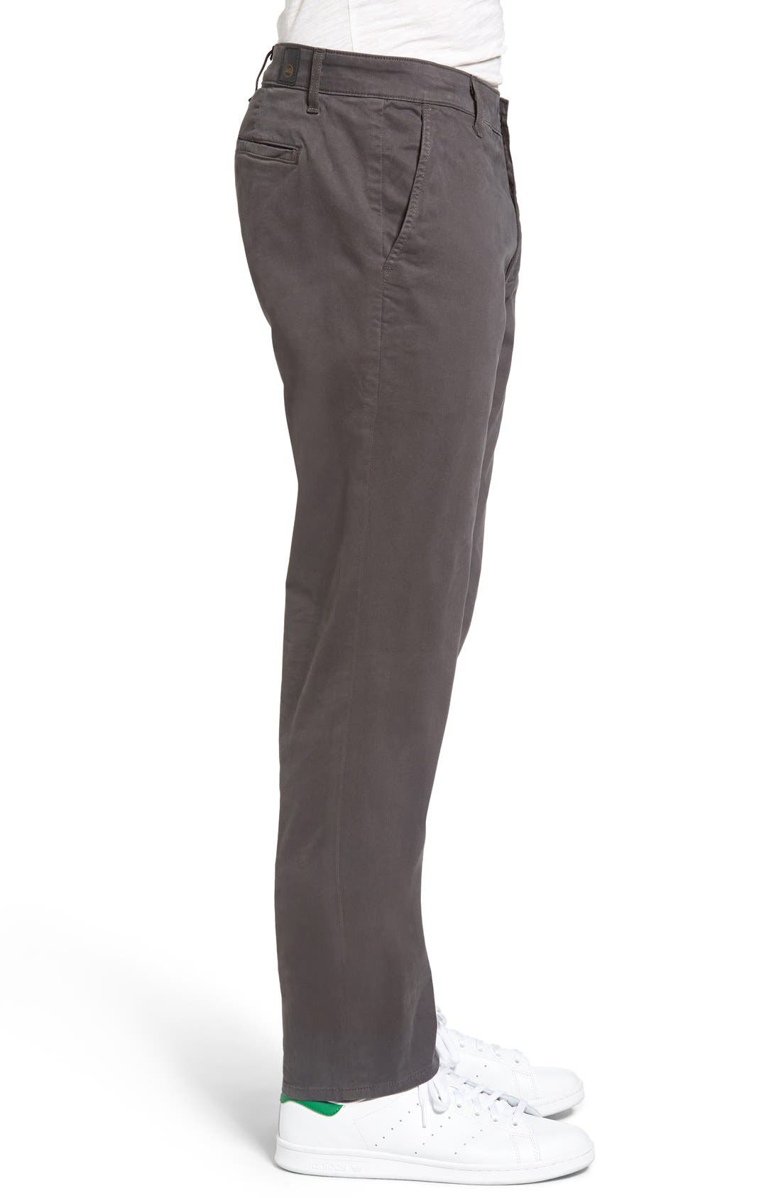 'The Lux' Tailored Straight Leg Chinos,                             Alternate thumbnail 34, color,