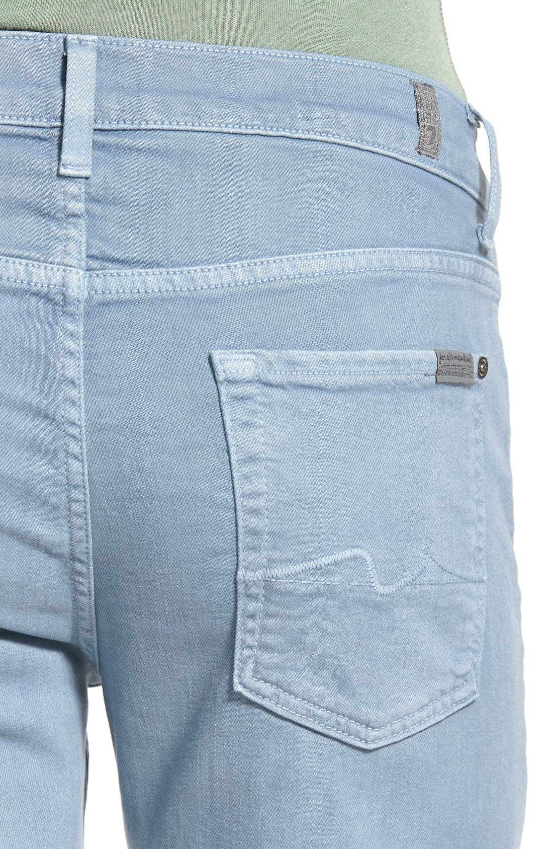 'Slimmy - Luxe Performance' Slim Fit Jeans,                             Alternate thumbnail 32, color,