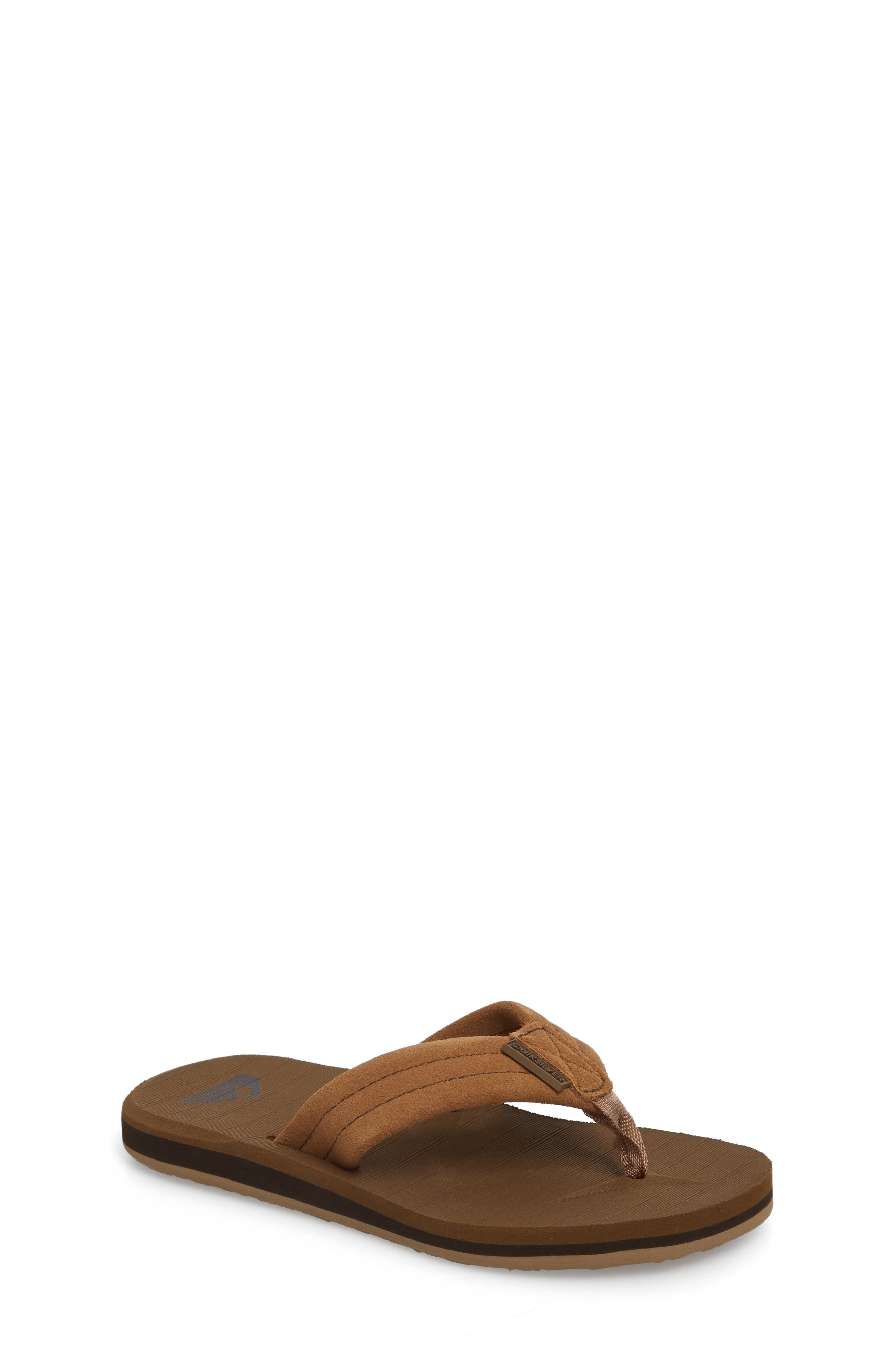 Carver Flip Flop,                             Main thumbnail 1, color,                             TAN
