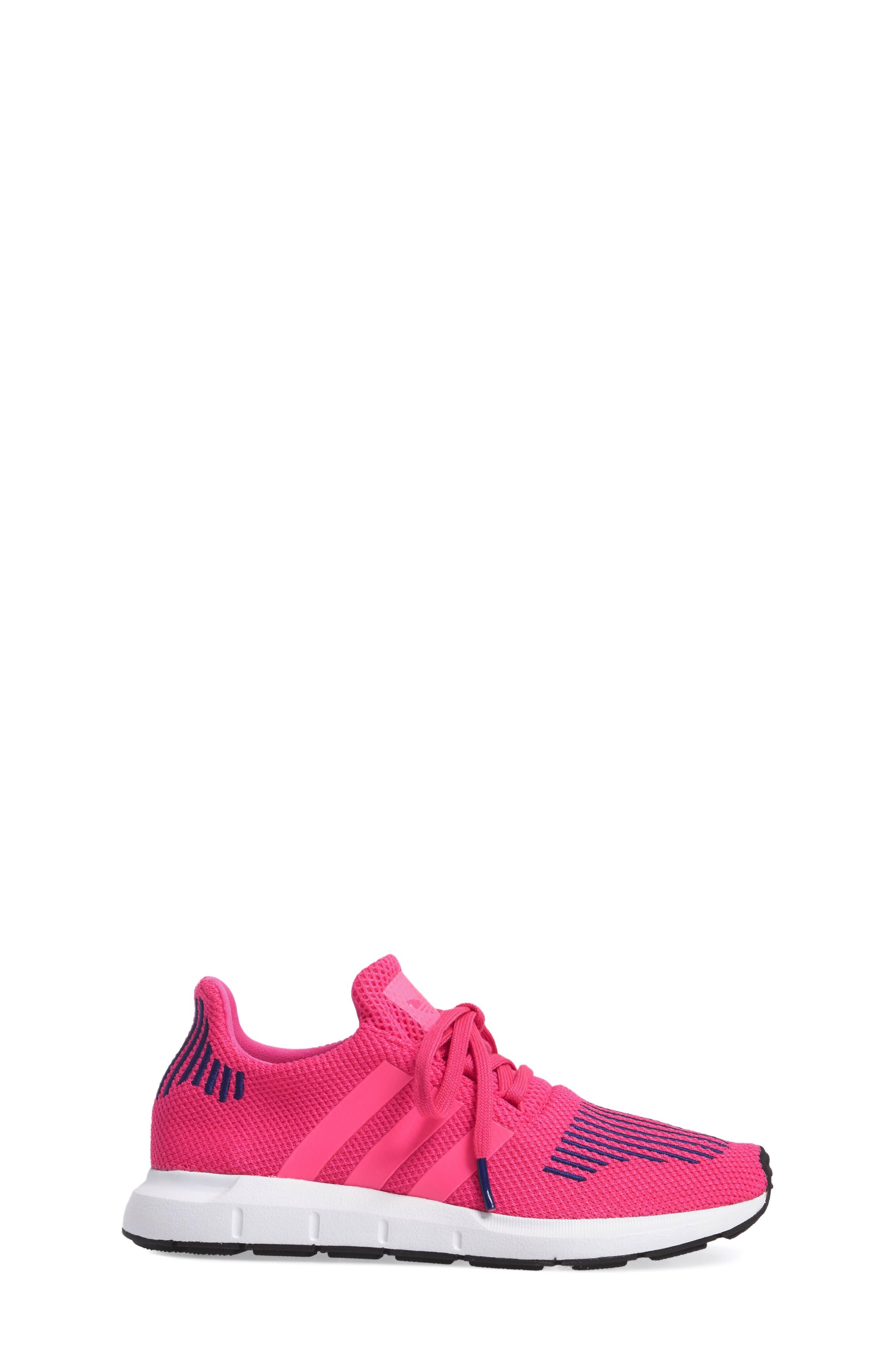Swift Run Sock Knit Sneaker,                             Alternate thumbnail 3, color,                             672