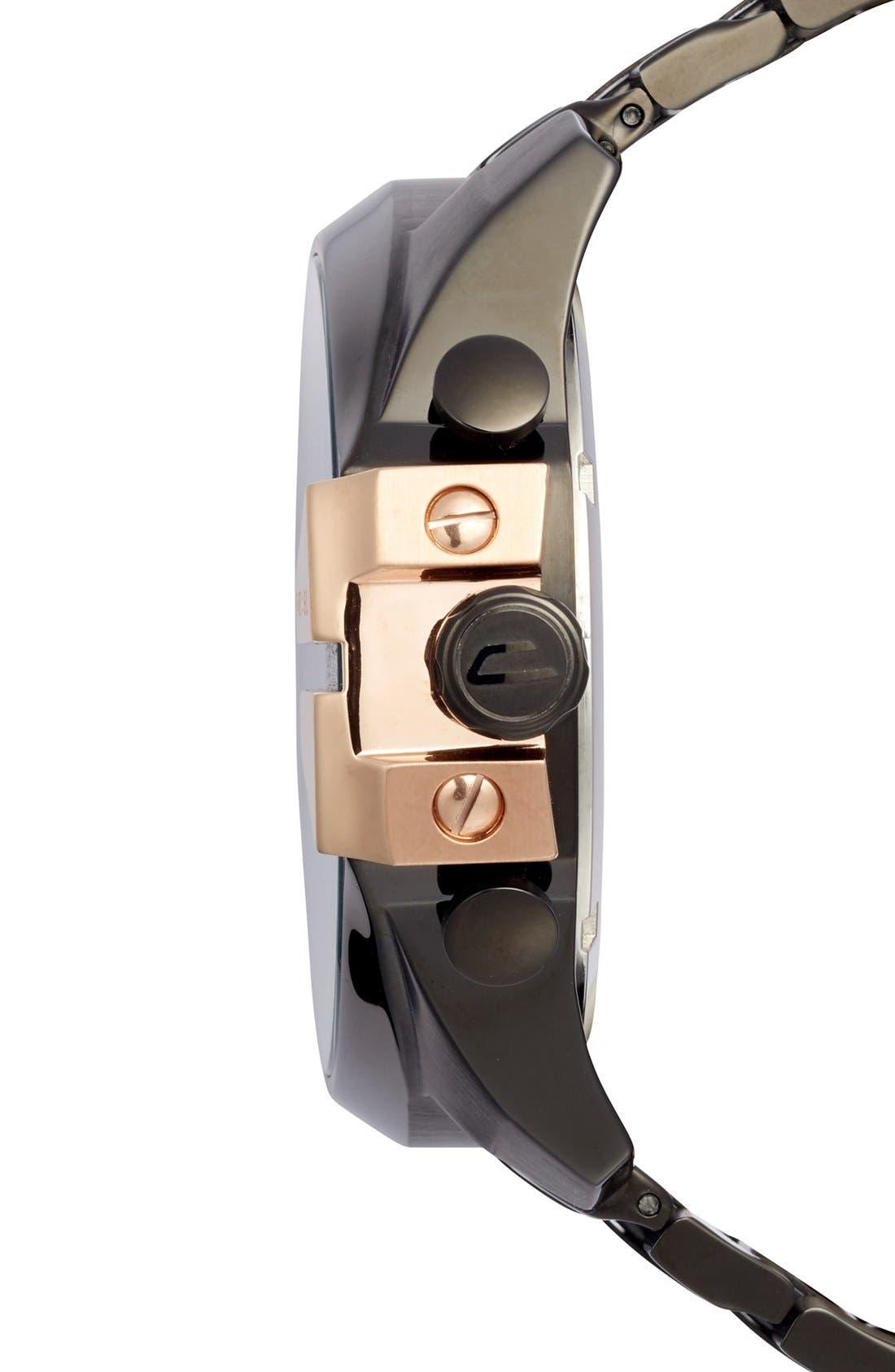 'Mega Chief' Bracelet Watch, 51mm,                             Alternate thumbnail 15, color,