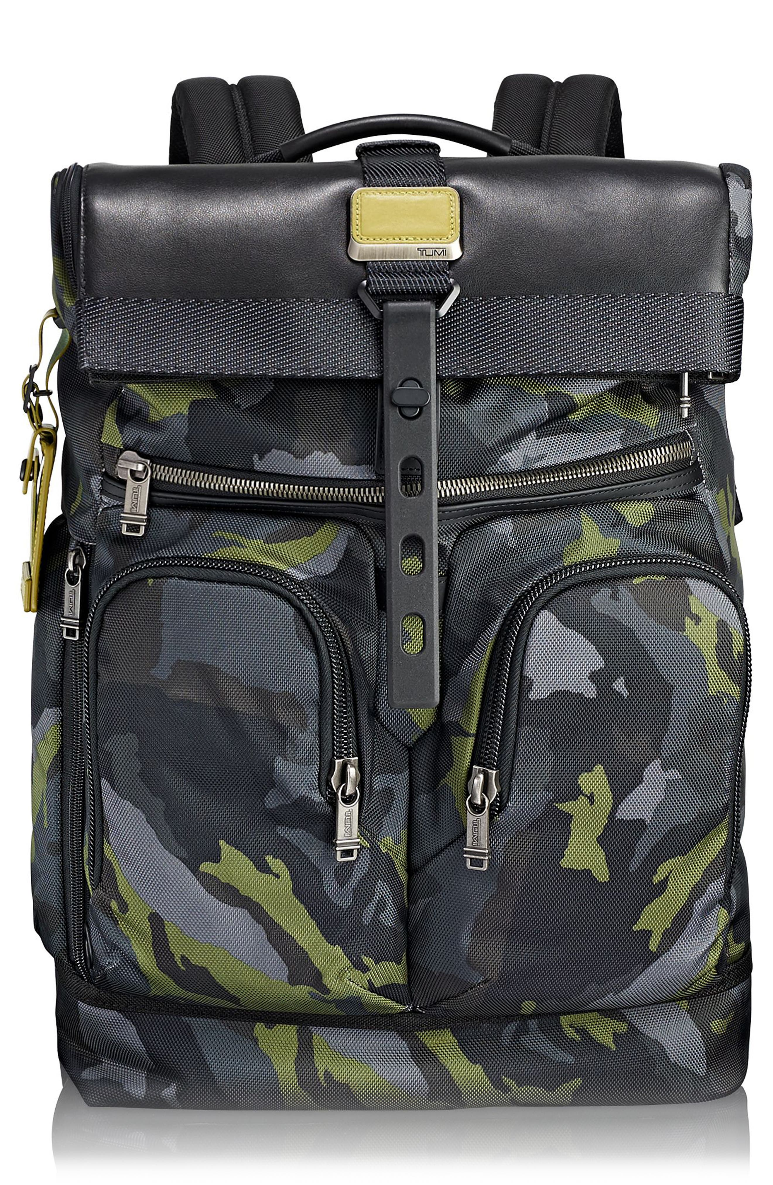 Alpha Bravo - London Backpack,                             Main thumbnail 2, color,