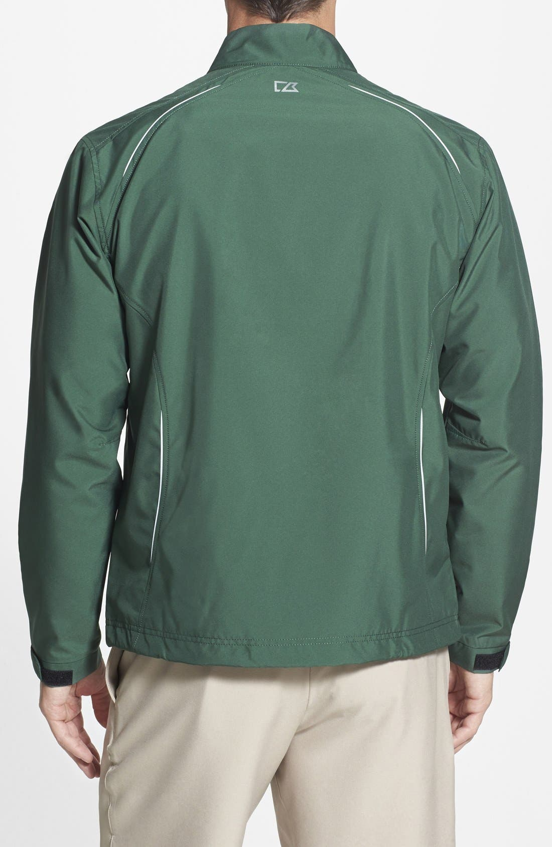 New York Jets - Beacon WeatherTec Wind & Water Resistant Jacket,                             Alternate thumbnail 2, color,                             377