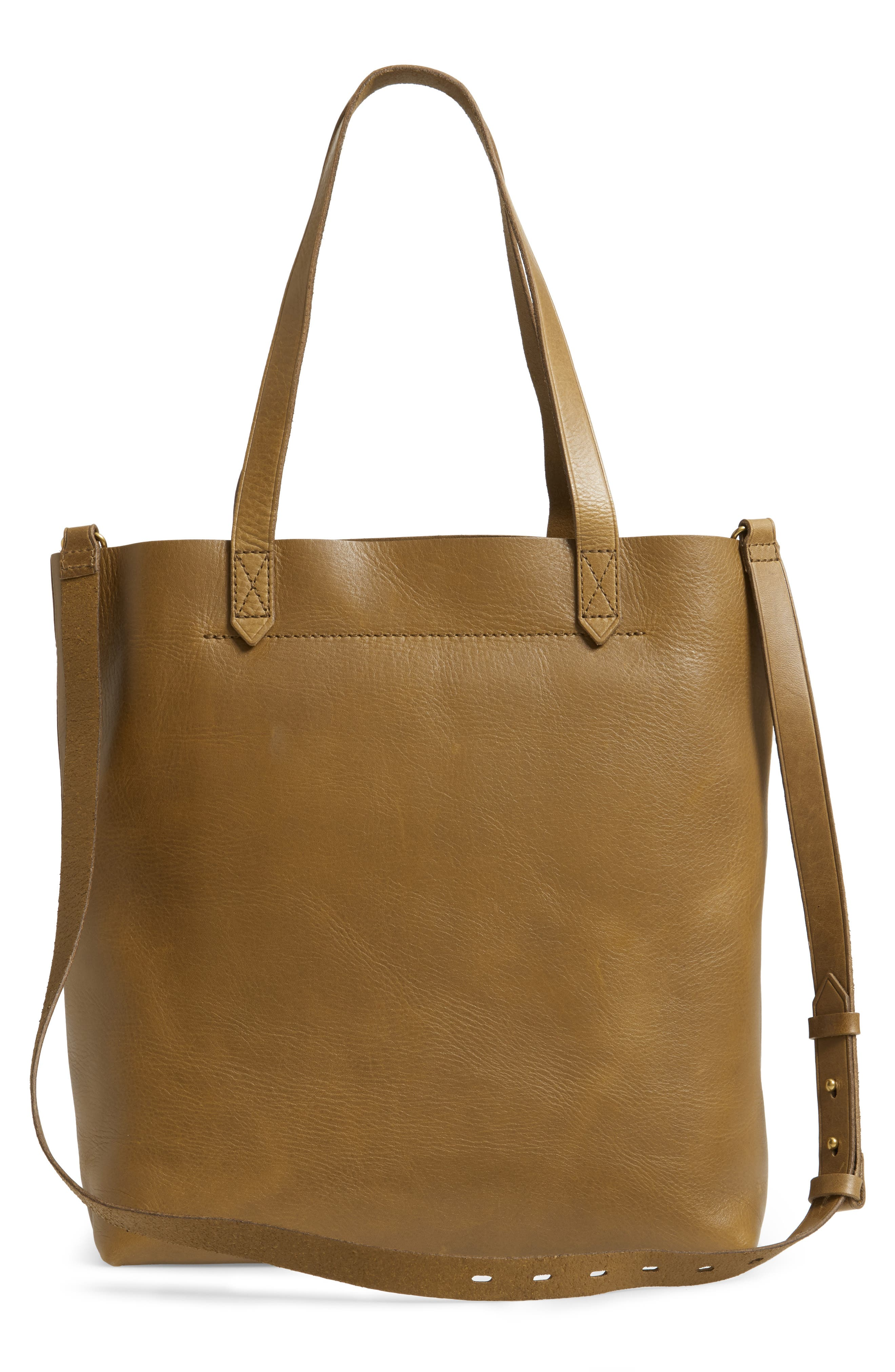 Medium Leather Transport Tote,                             Alternate thumbnail 36, color,