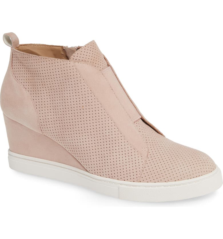 Shop For Linea Paolo Felicia Wedge Bootie (Women) Great deals