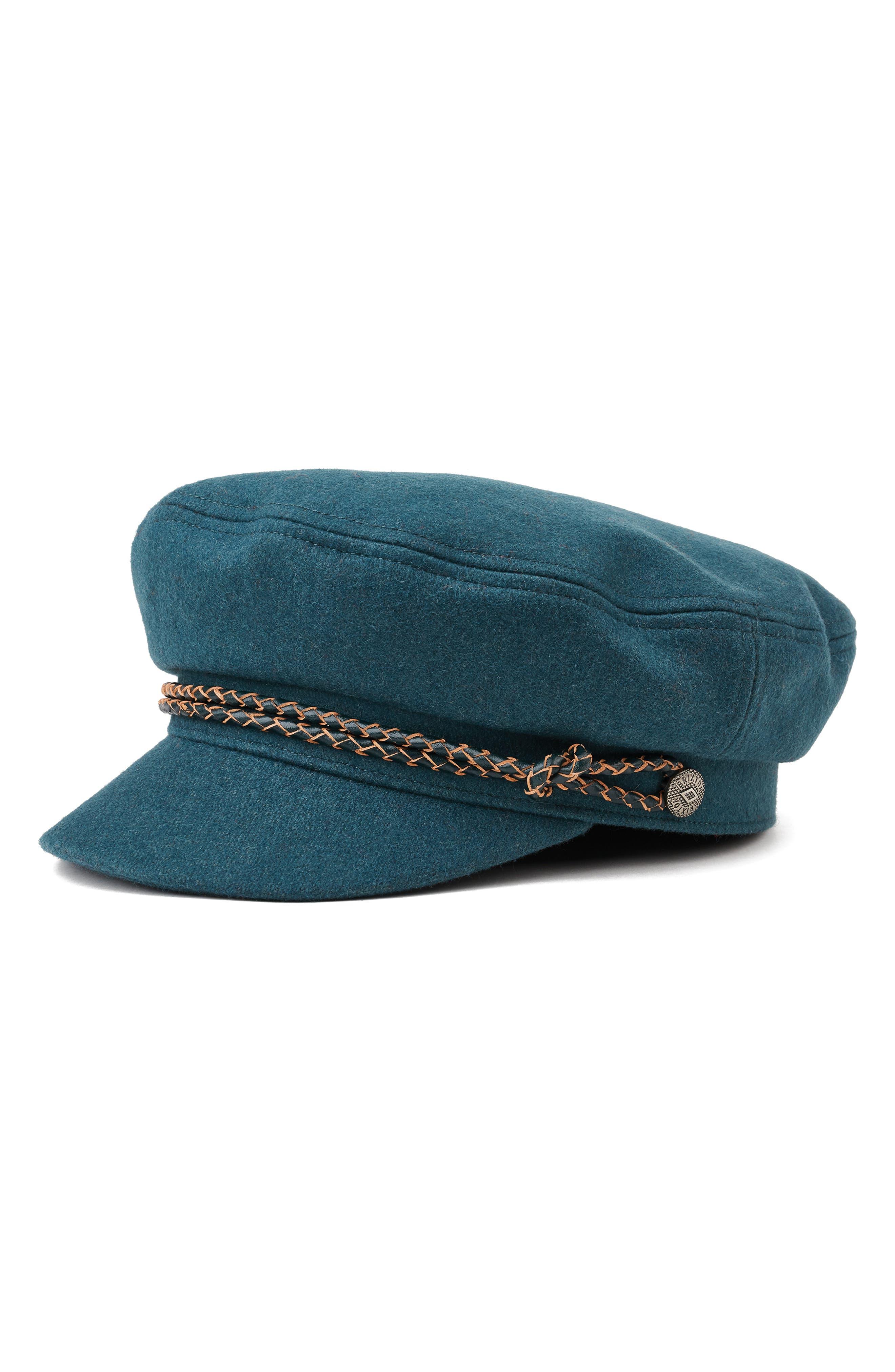 Ashland Fisherman Cap, Main, color, MINERAL BLUE