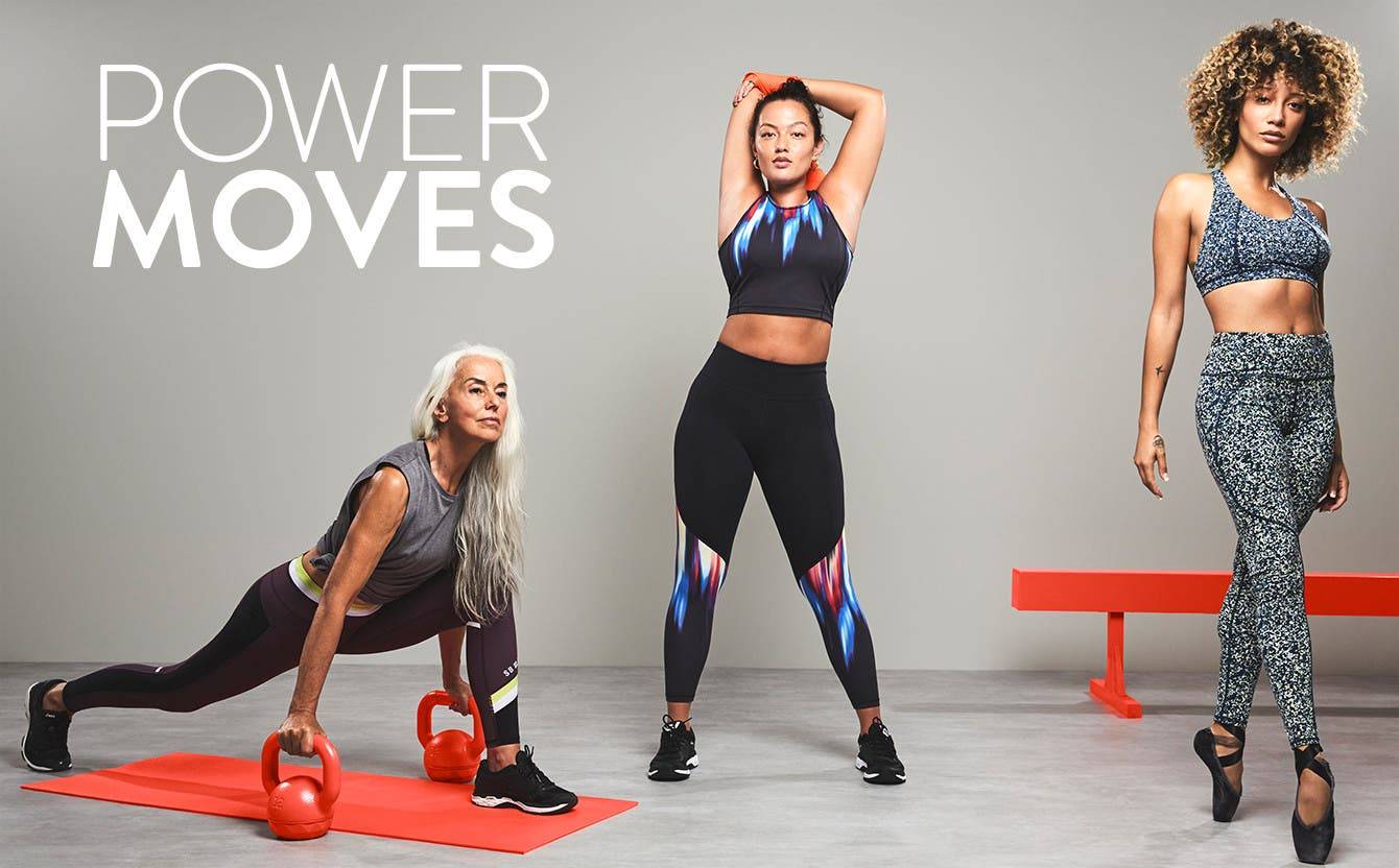 Power moves: Sweaty Betty founder Tamara Hill-Norton shares her secrets to staying in shape.