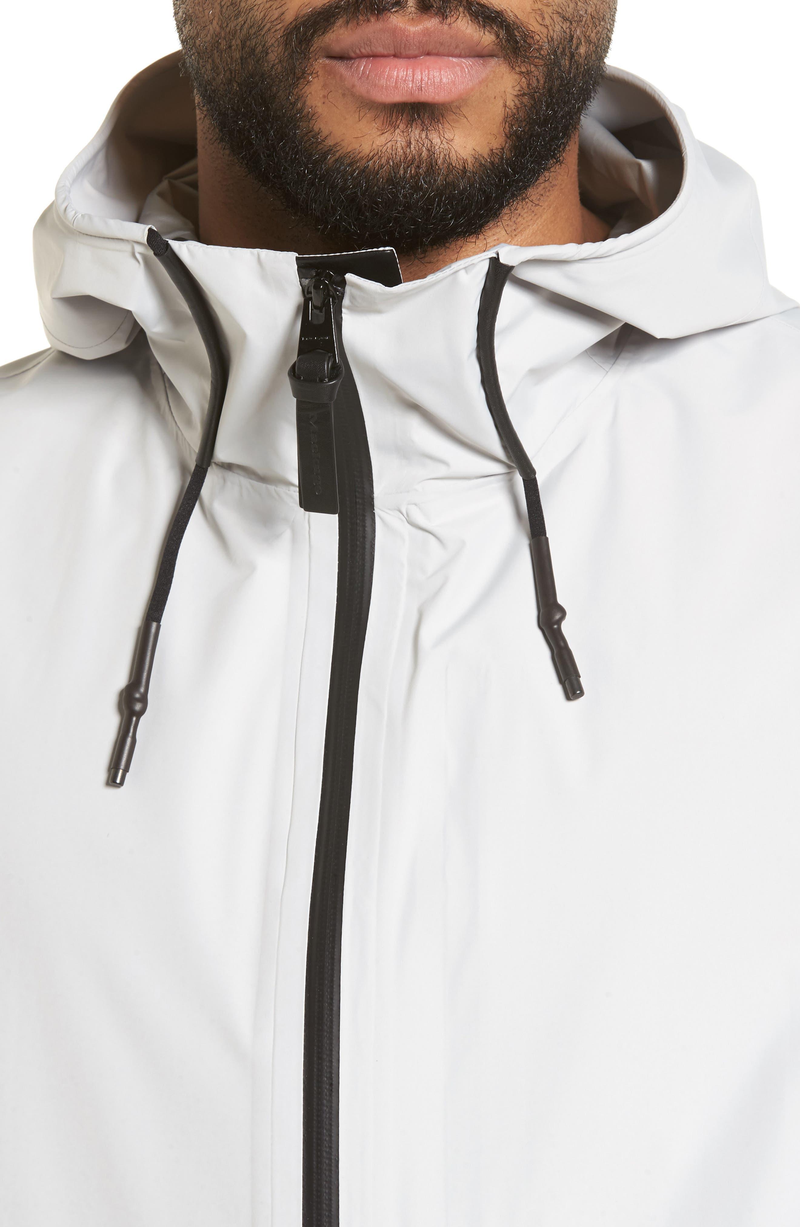 Hooded Jacket,                             Alternate thumbnail 4, color,                             020