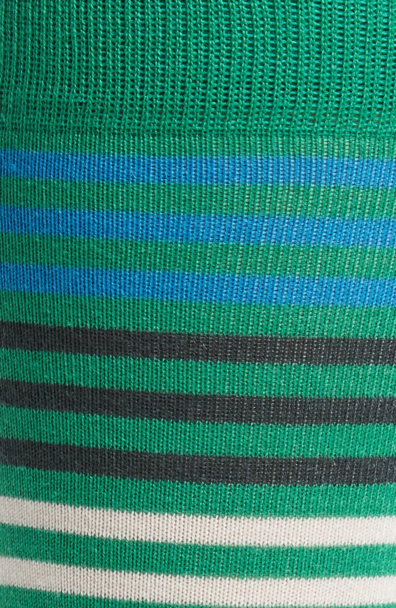 Sanny Stripe Socks,                             Alternate thumbnail 2, color,                             315