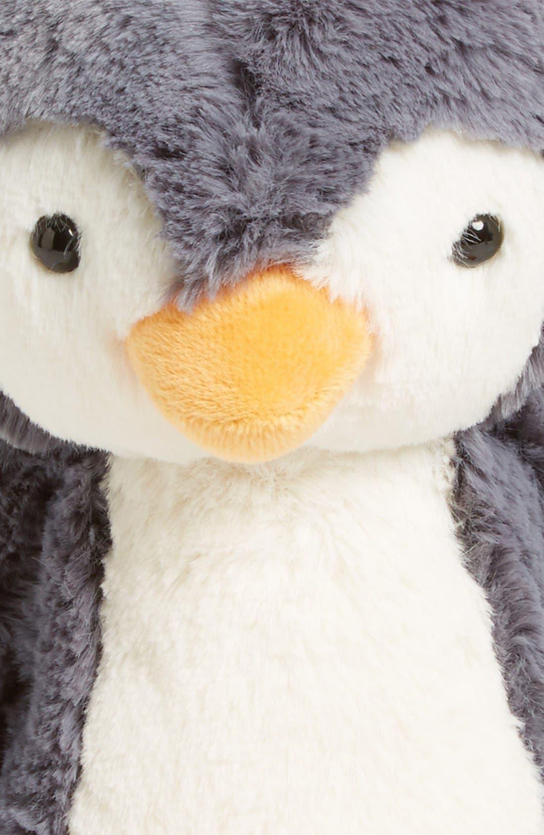 Medium Bashful Penguin Stuffed Animal,                             Alternate thumbnail 2, color,                             022