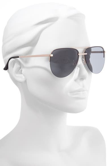 dacfbe0d35 Quay Australia x JLO The Playa 54mm Aviator Sunglasses