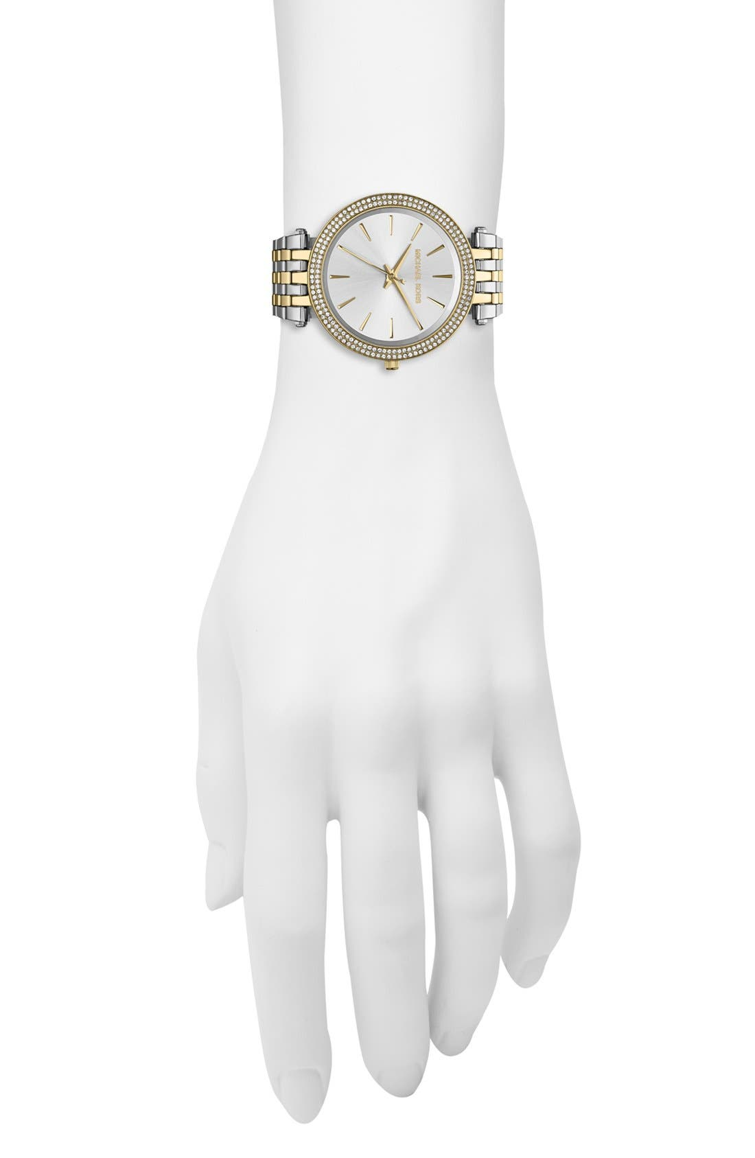 'Darci' Round Bracelet Watch, 39mm,                             Alternate thumbnail 44, color,