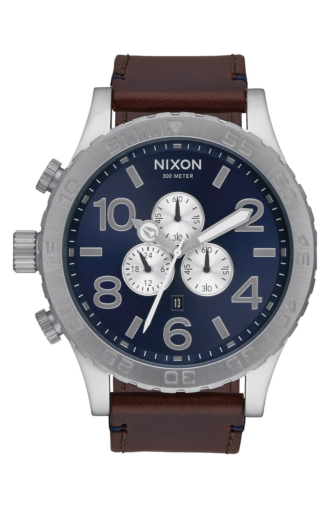 'The 51-30 Chrono' Watch, 51mm,                             Main thumbnail 15, color,