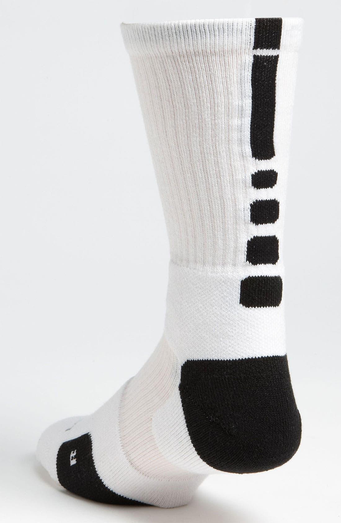 'Elite Basketball' Crew Socks,                             Alternate thumbnail 53, color,