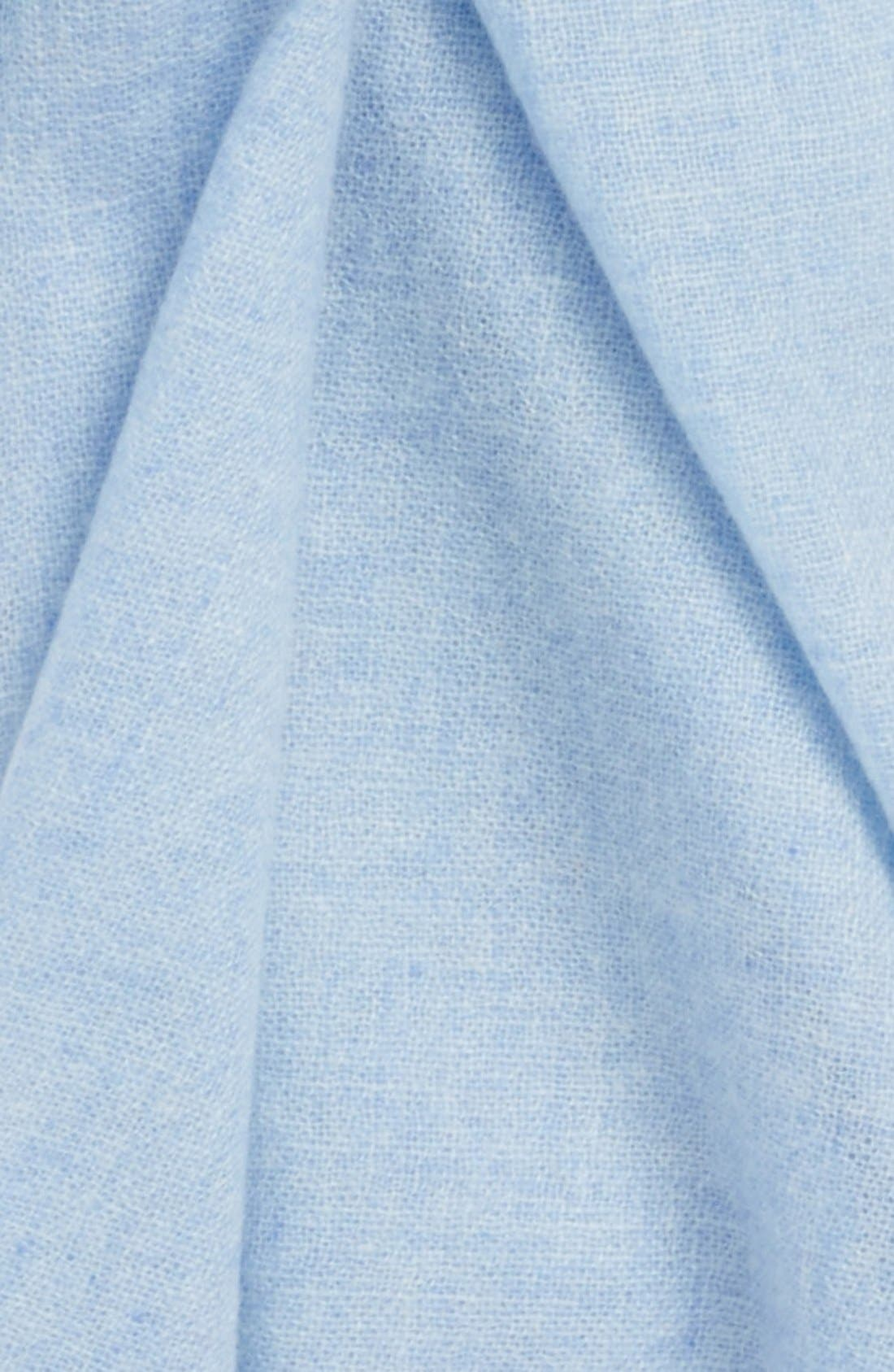 Caslon<sup>®</sup> Heathered Cashmere Gauze Scarf,                             Alternate thumbnail 31, color,