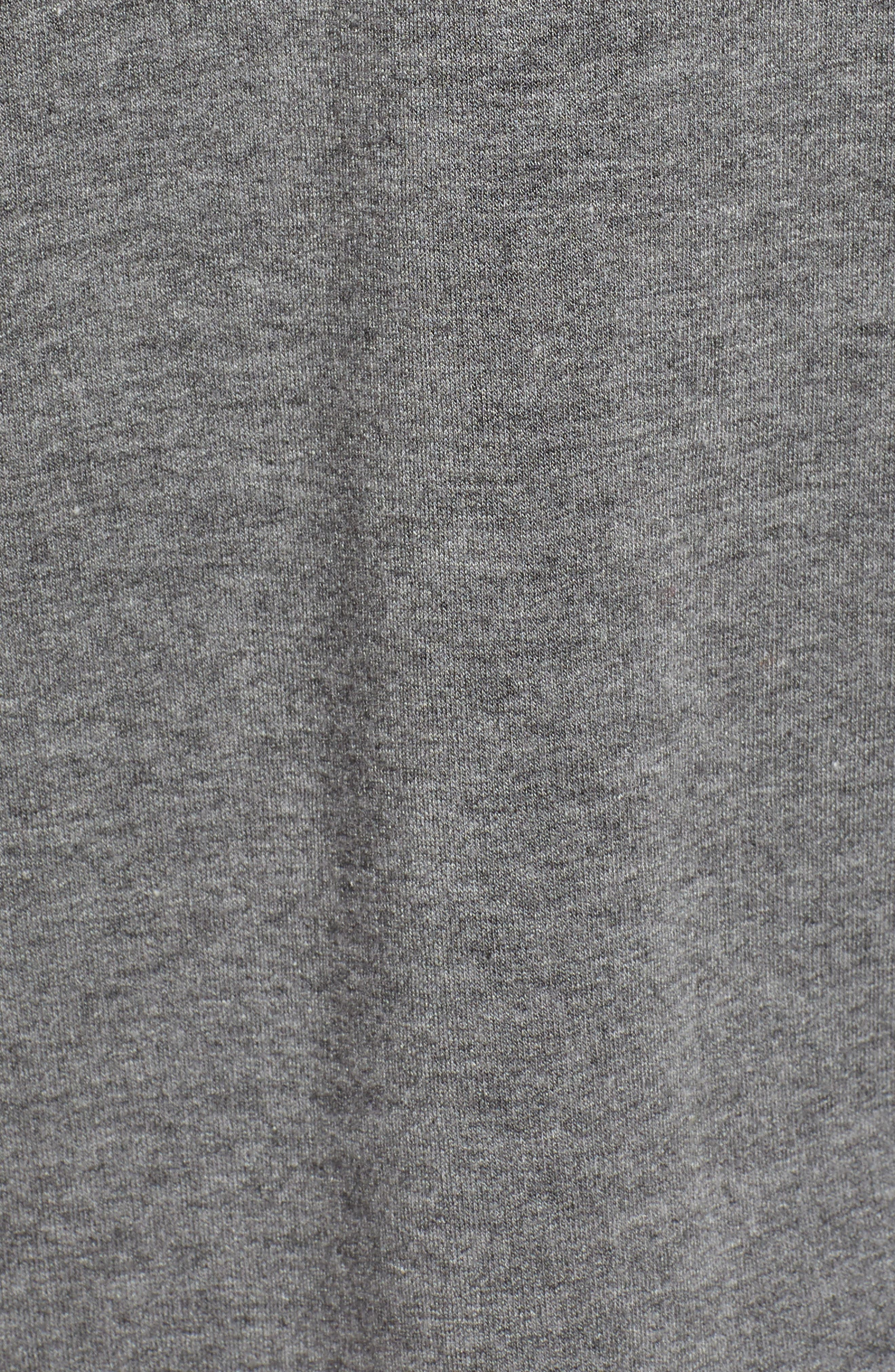 Athleisure Stripe Detail Sweatshirt,                             Alternate thumbnail 5, color,                             024