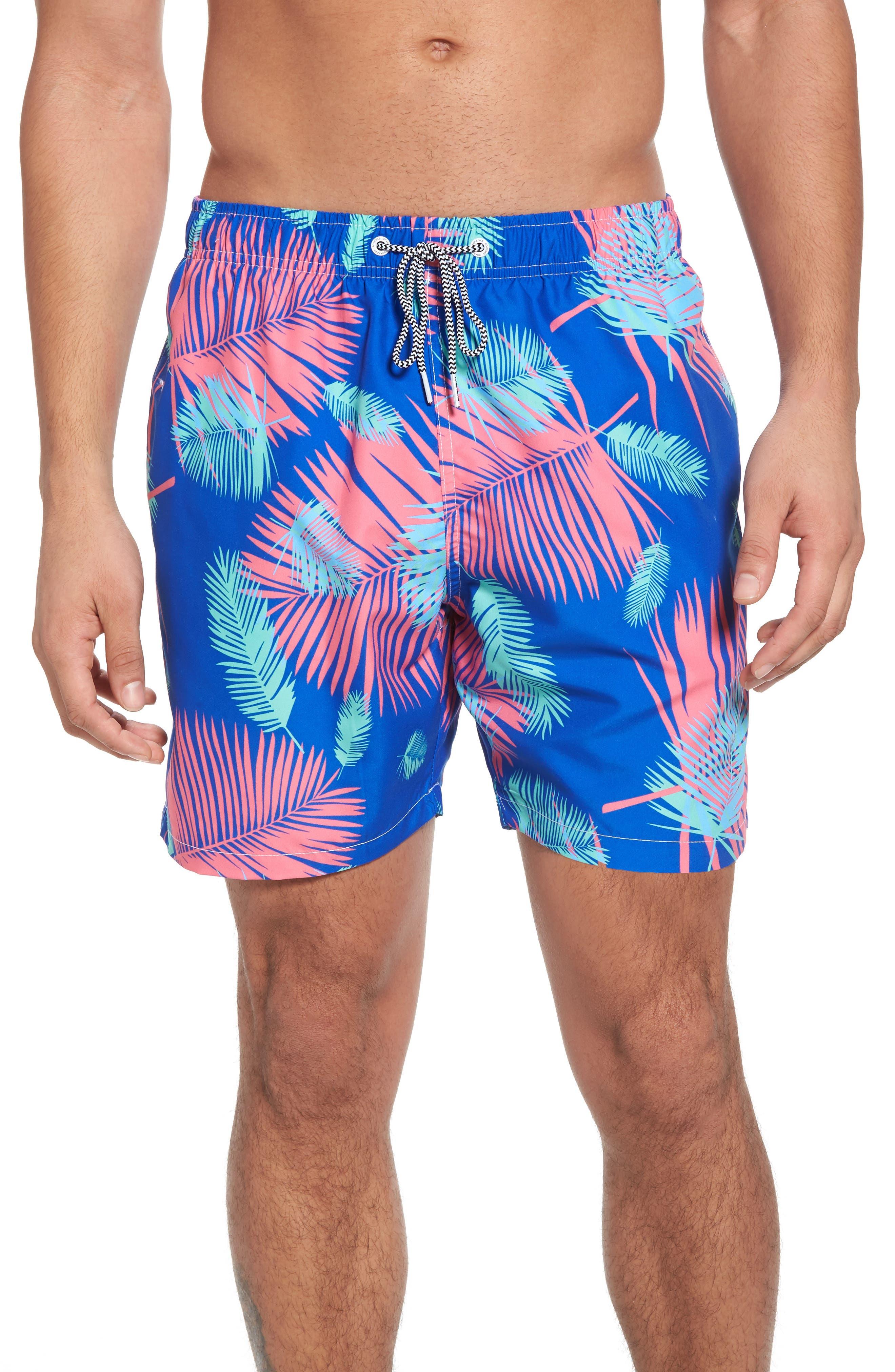Tropicano Swim Trunks,                         Main,                         color, 400