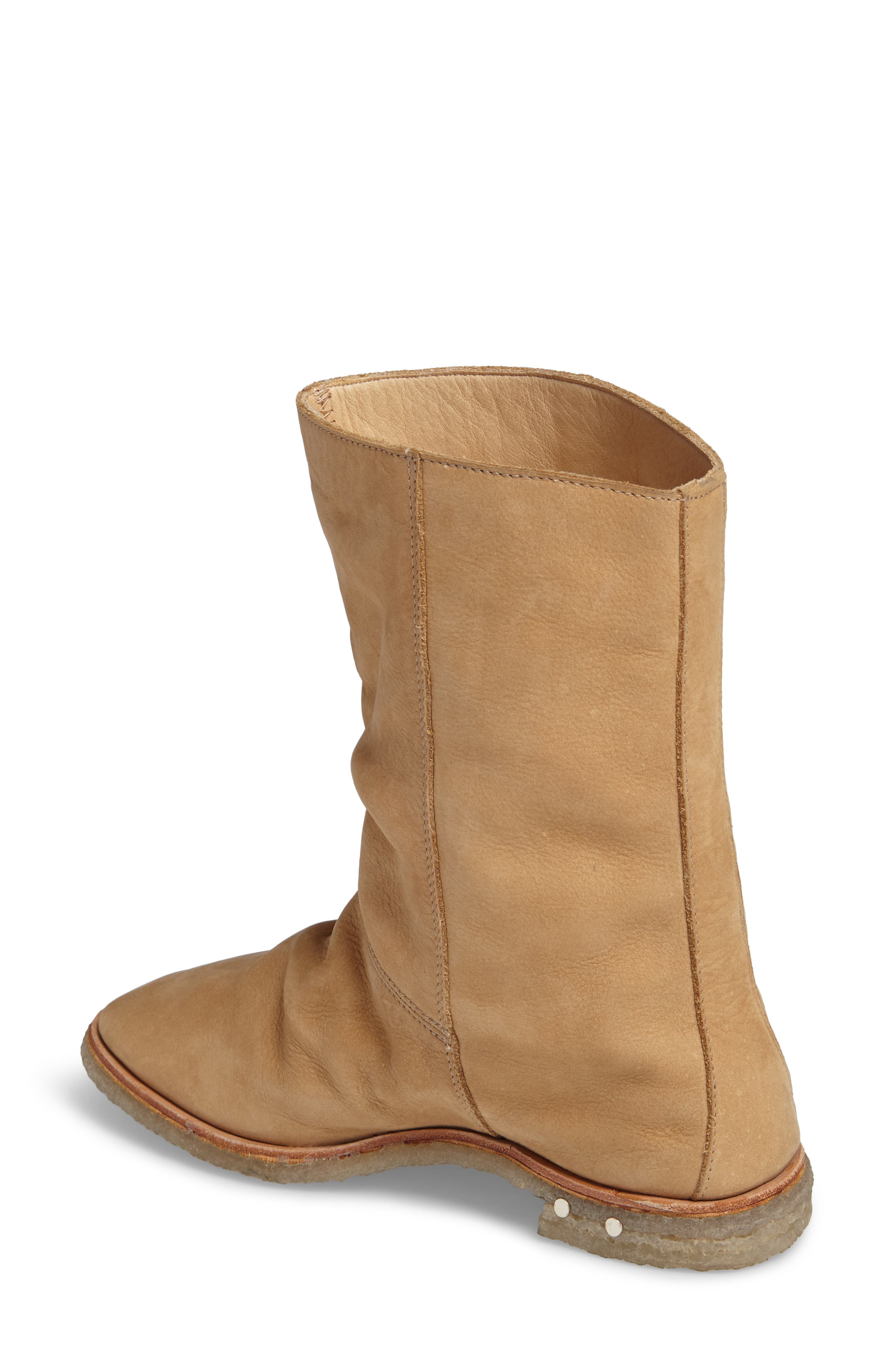 Owl Slouchy Bootie,                             Alternate thumbnail 6, color,