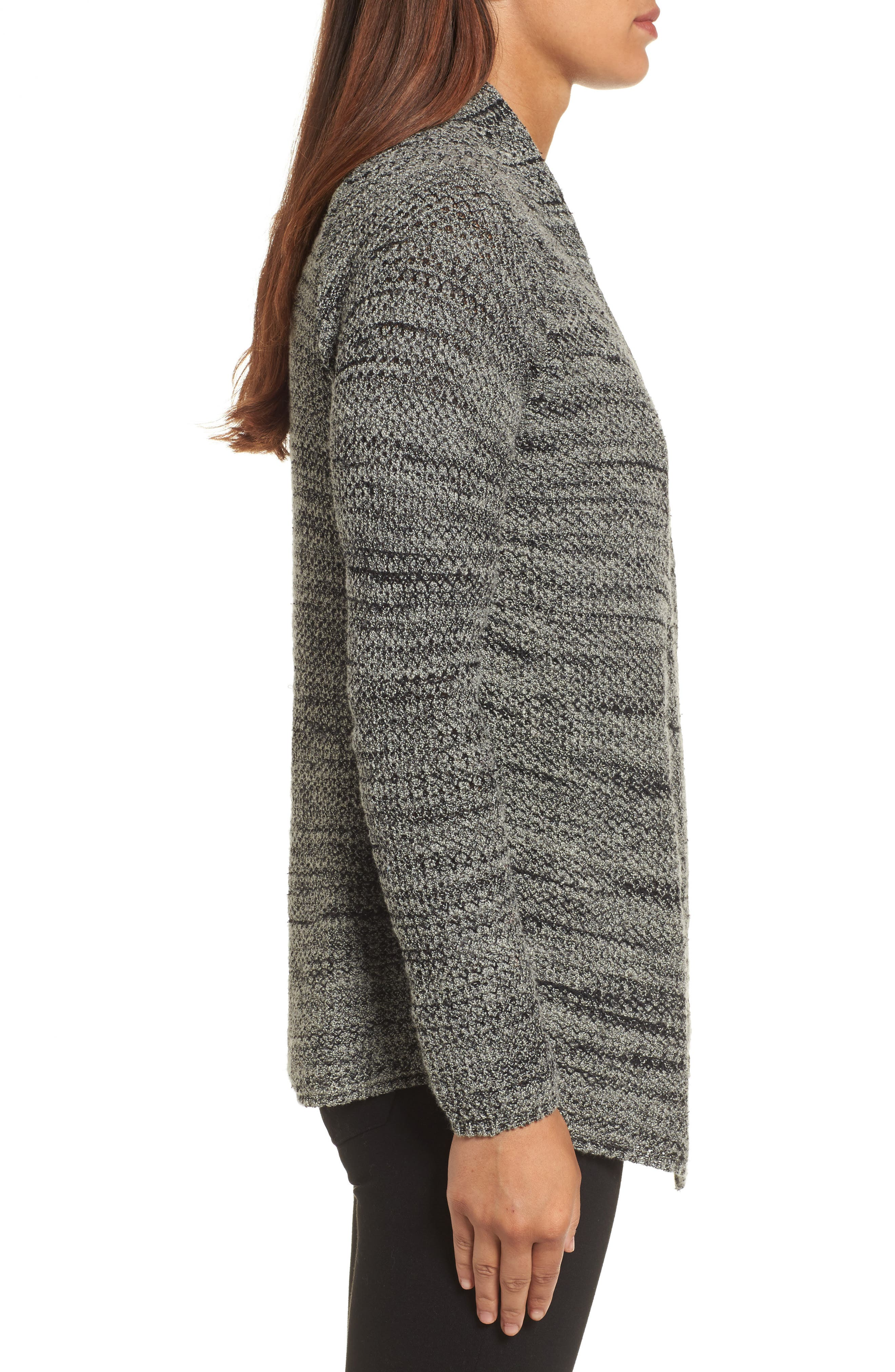 Thick & Thin Cardigan,                             Alternate thumbnail 3, color,                             259