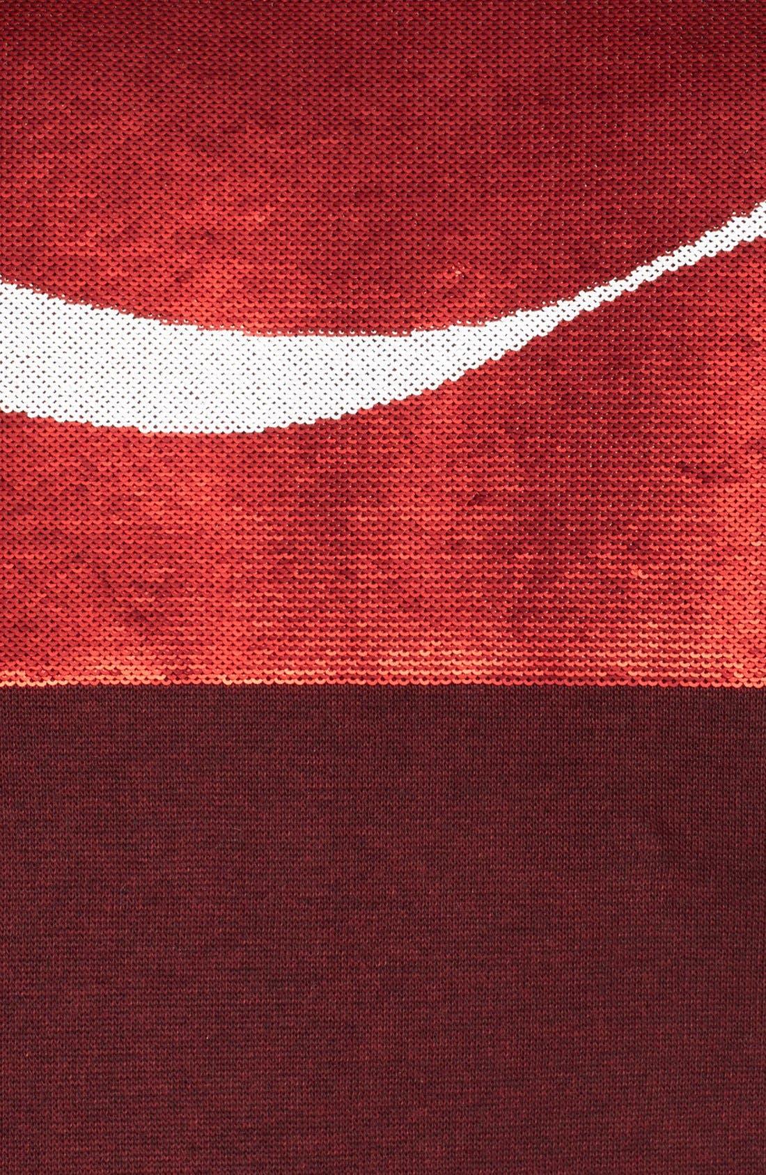 'Coca-Cola<sup>®</sup>' Sweatshirt,                             Alternate thumbnail 3, color,                             601