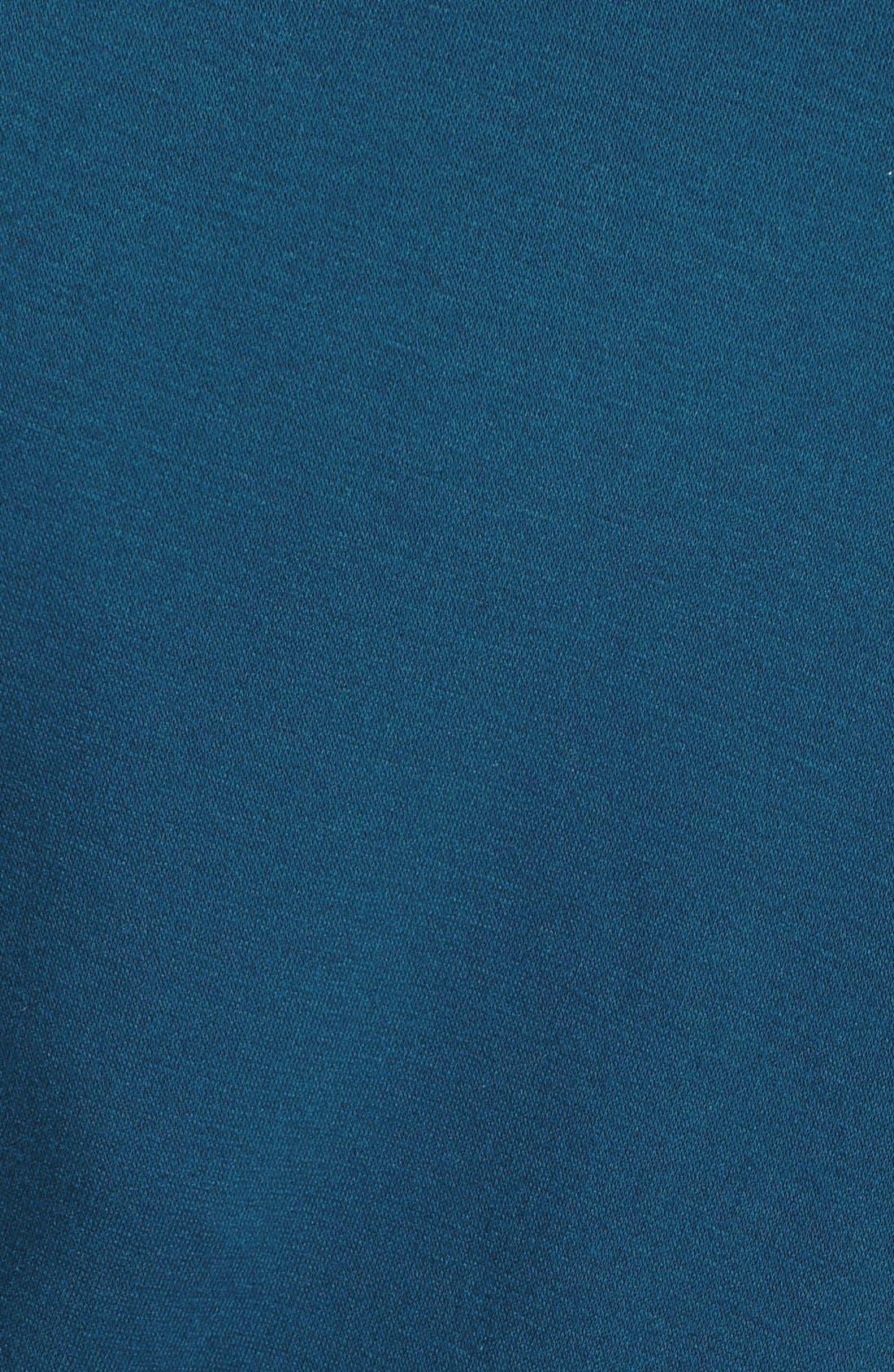 One-Button Fleece Cardigan,                             Alternate thumbnail 124, color,