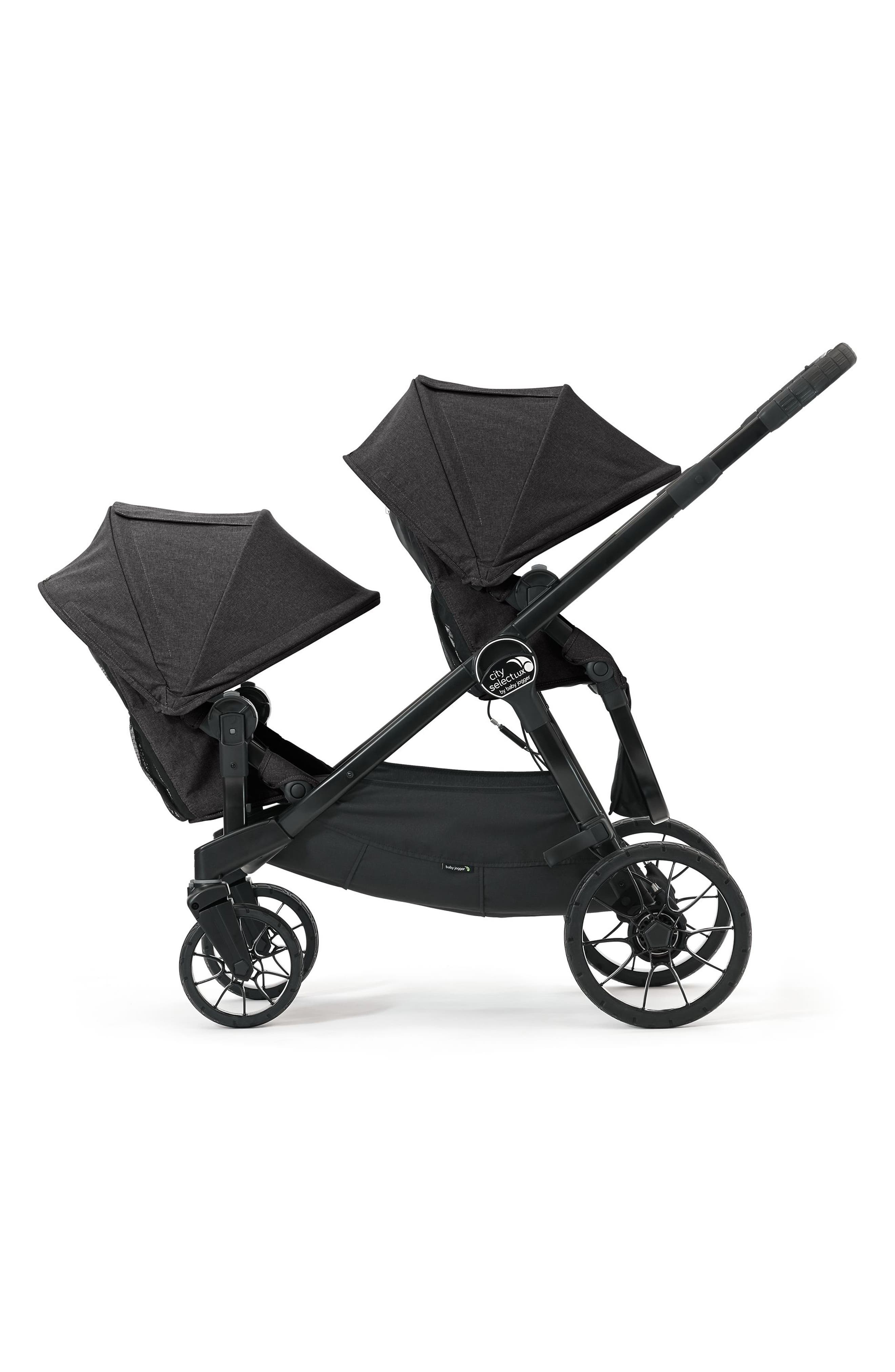 City Select<sup>®</sup> LUX Stroller with Second Seat,                             Alternate thumbnail 3, color,                             001