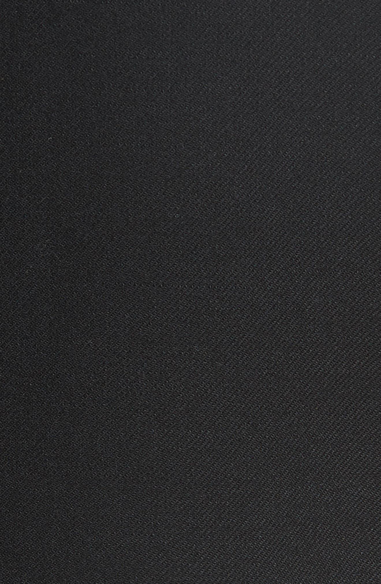 Blazer,                             Alternate thumbnail 6, color,                             BLACK