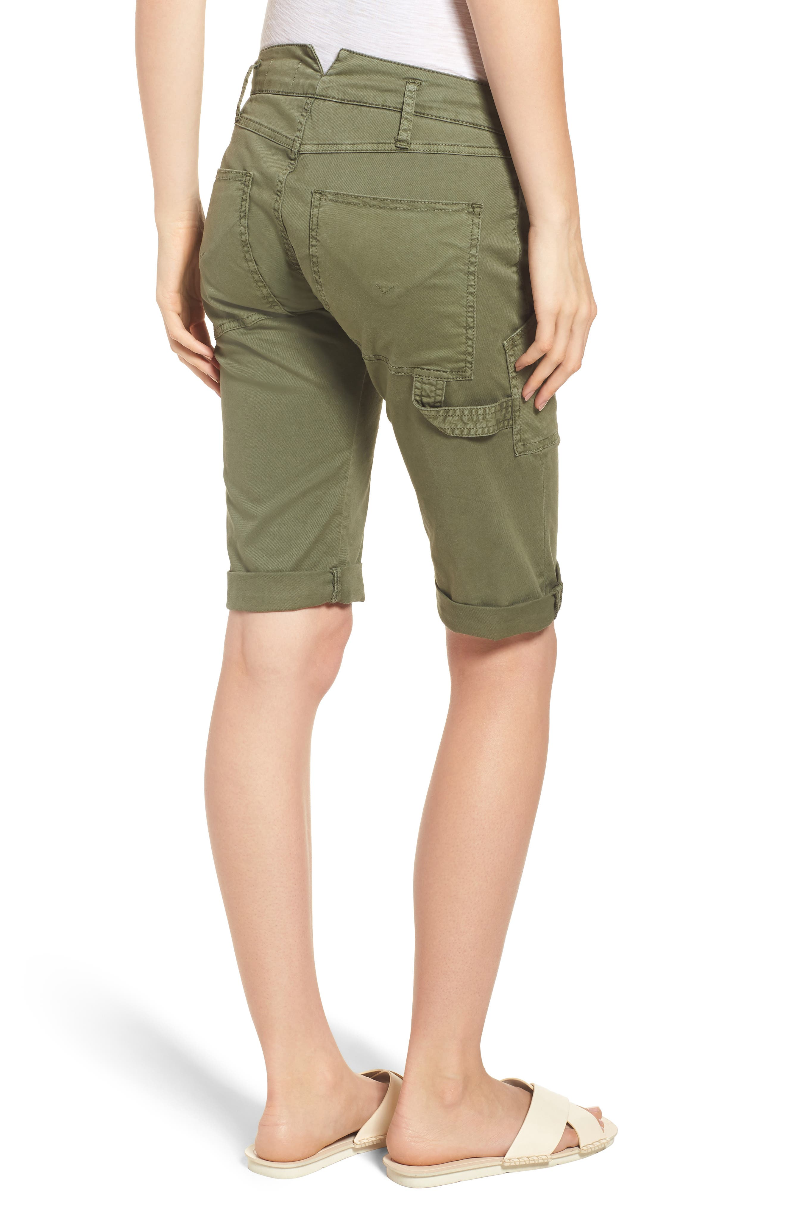 HUDSON JEANS,                             The Leverage Cargo Shorts,                             Alternate thumbnail 2, color,                             363