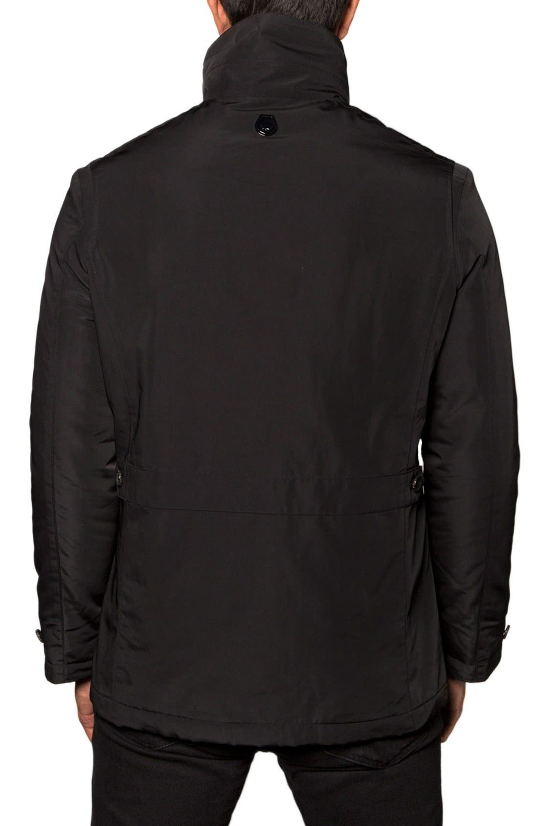 Rome Insulated Jacket,                             Alternate thumbnail 2, color,                             001