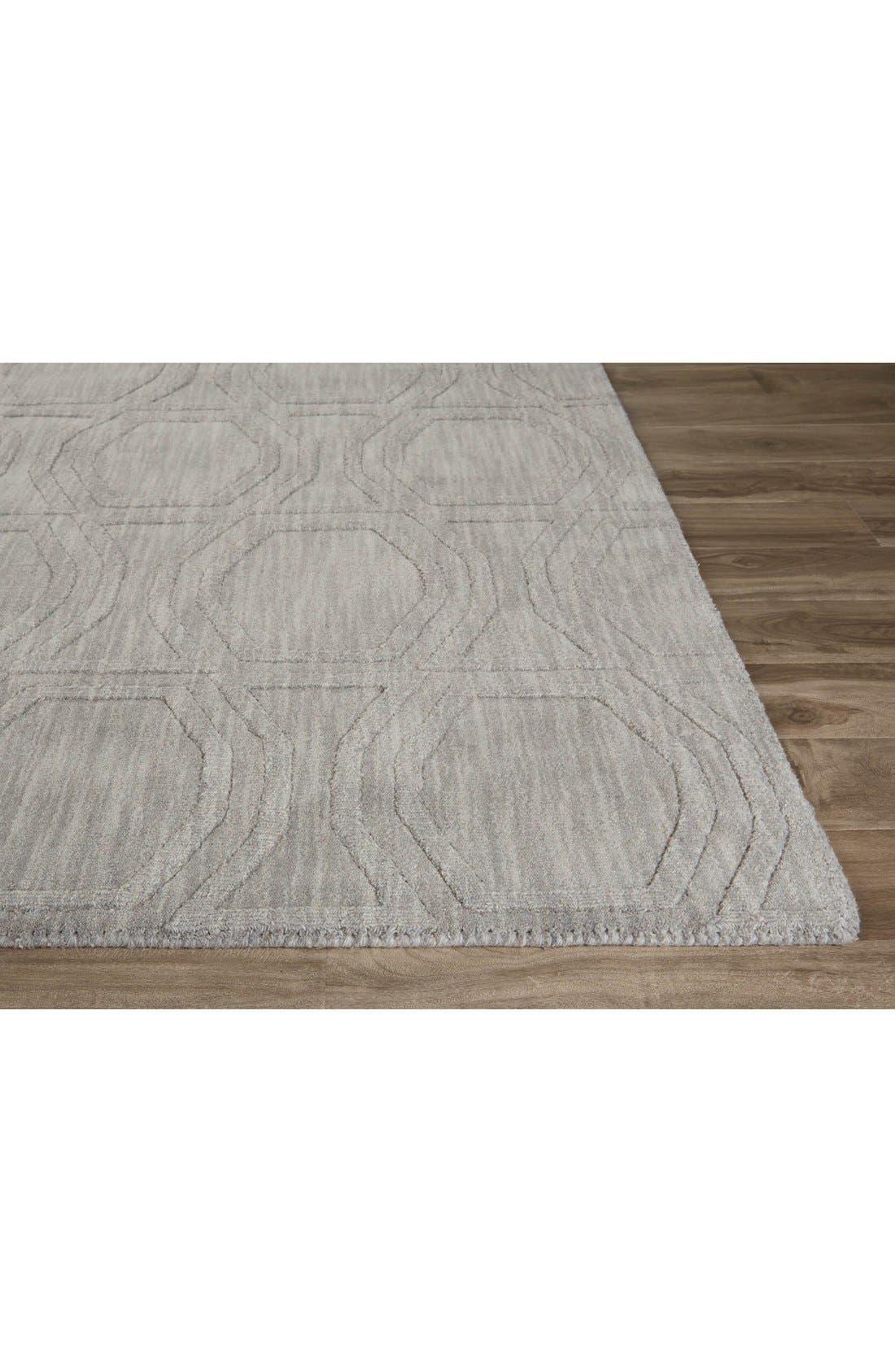 'astor' wool rug,                             Alternate thumbnail 10, color,