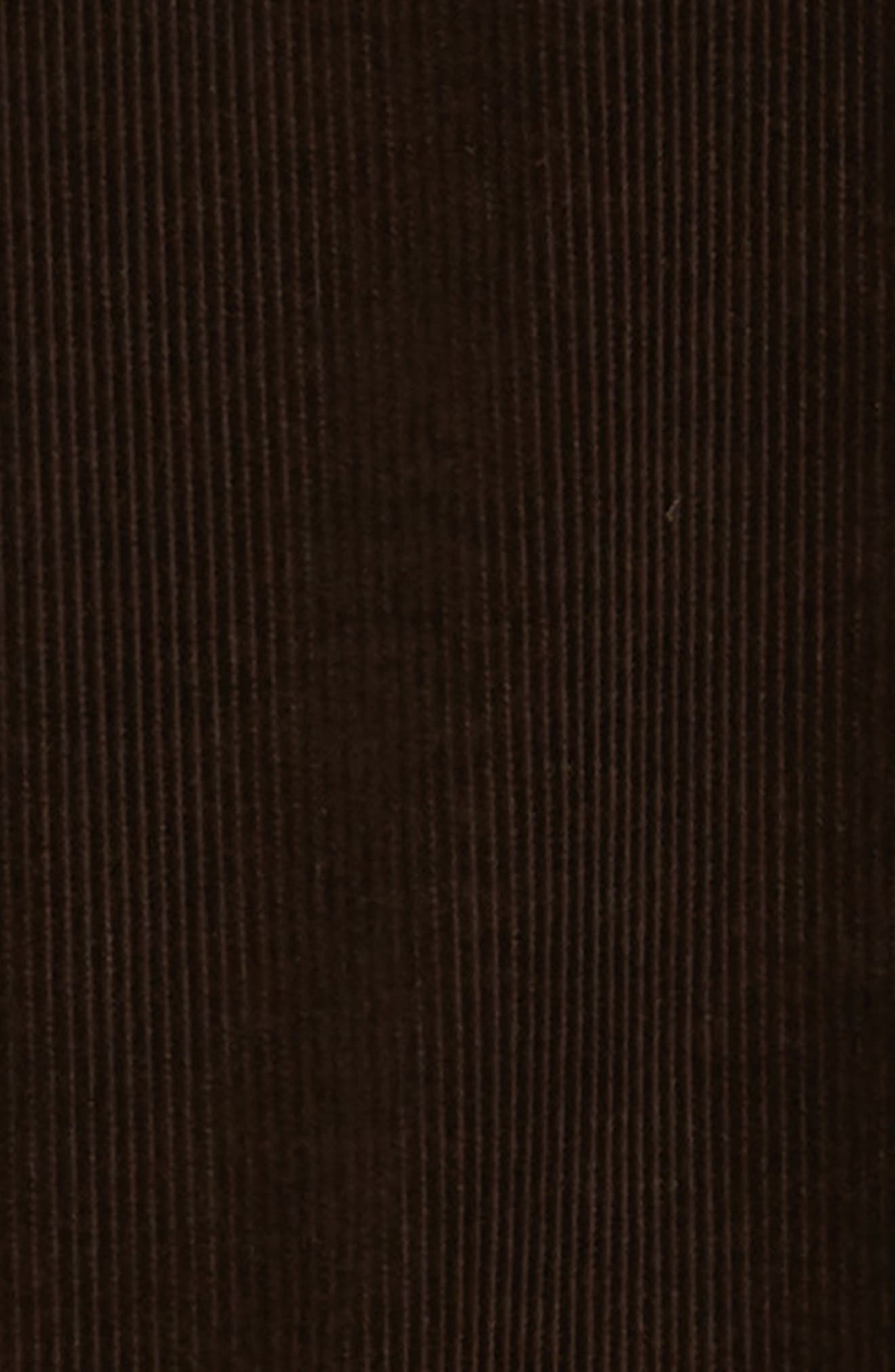 Madison Corduroy Shirt,                             Alternate thumbnail 6, color,                             TOBACCO / WAX