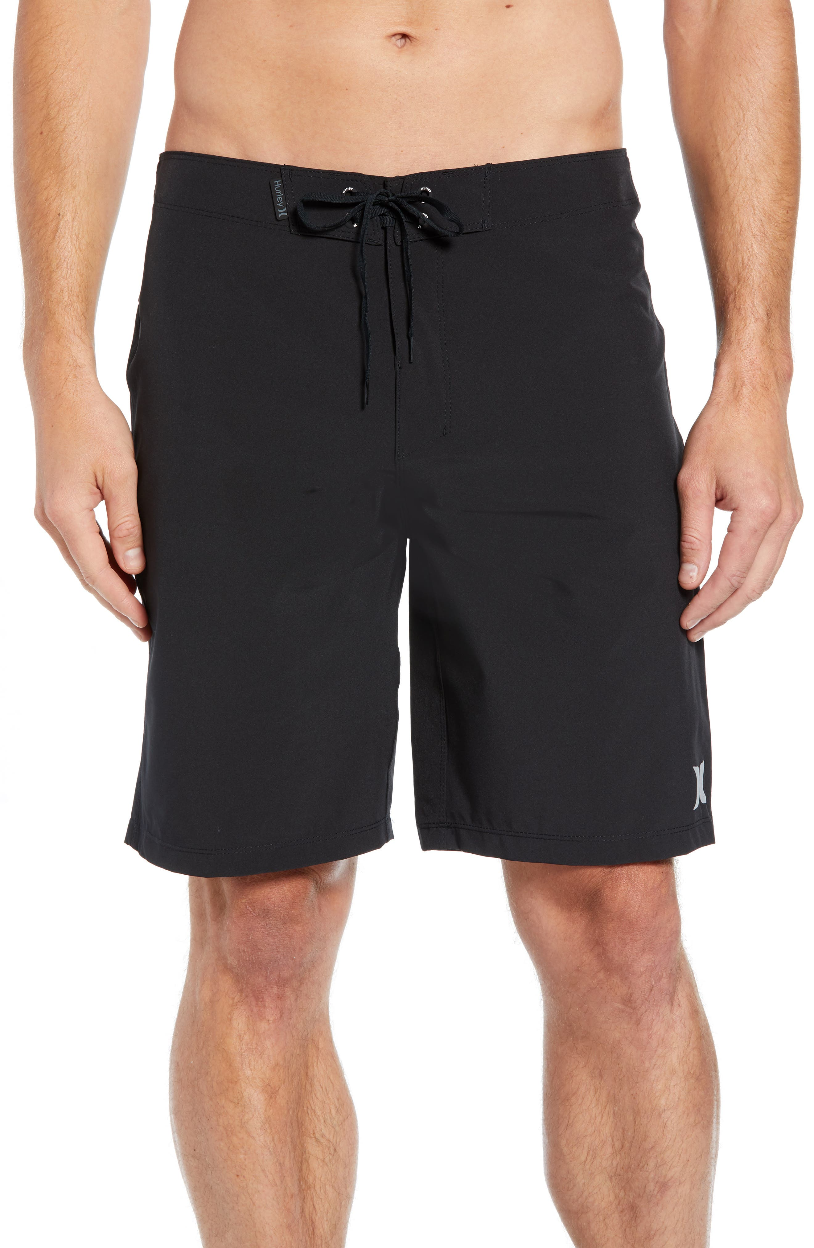 Hurley Phantom One And Only Board Shorts, Black