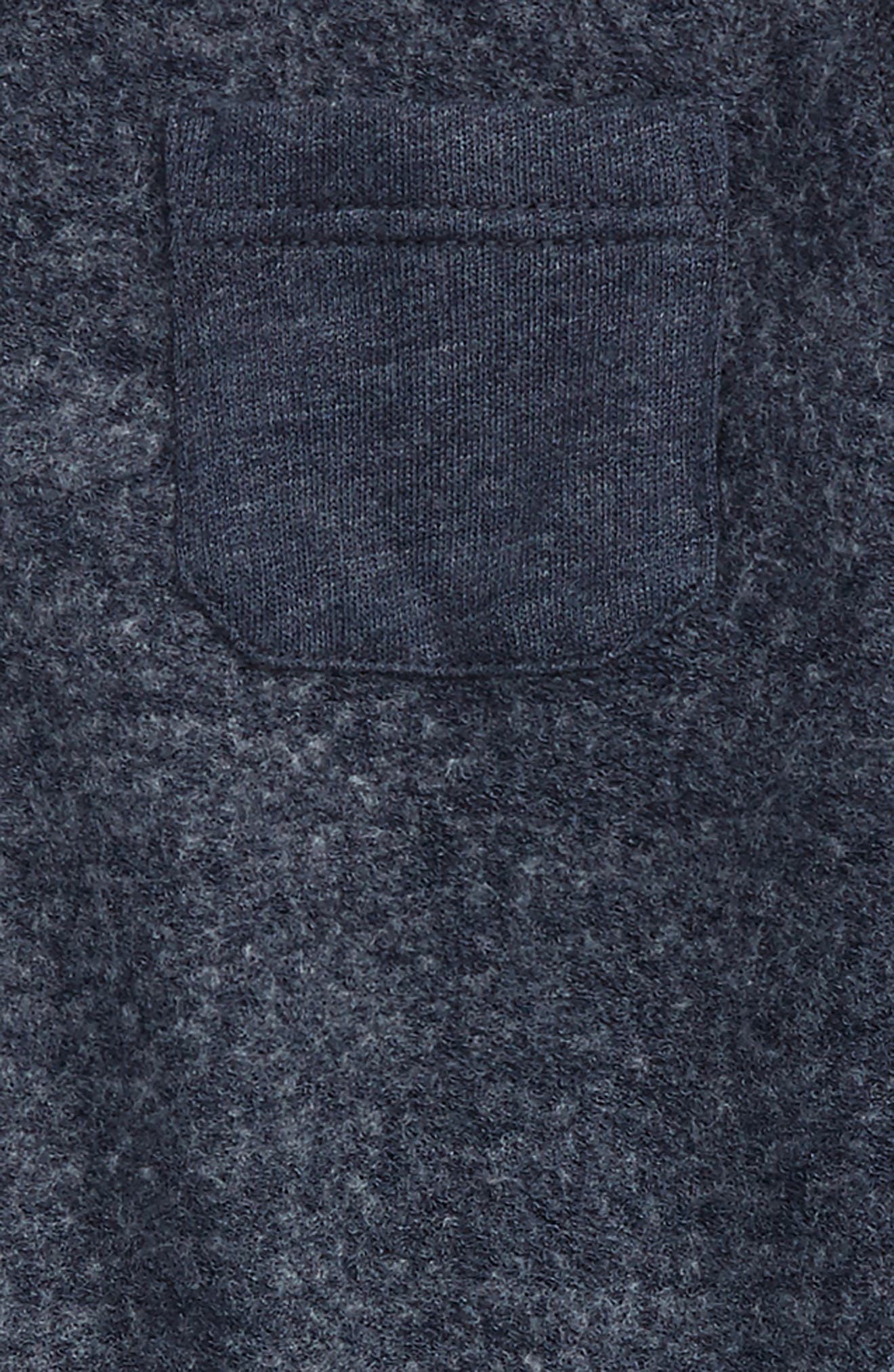 Fleece Sweatshirt,                             Alternate thumbnail 2, color,