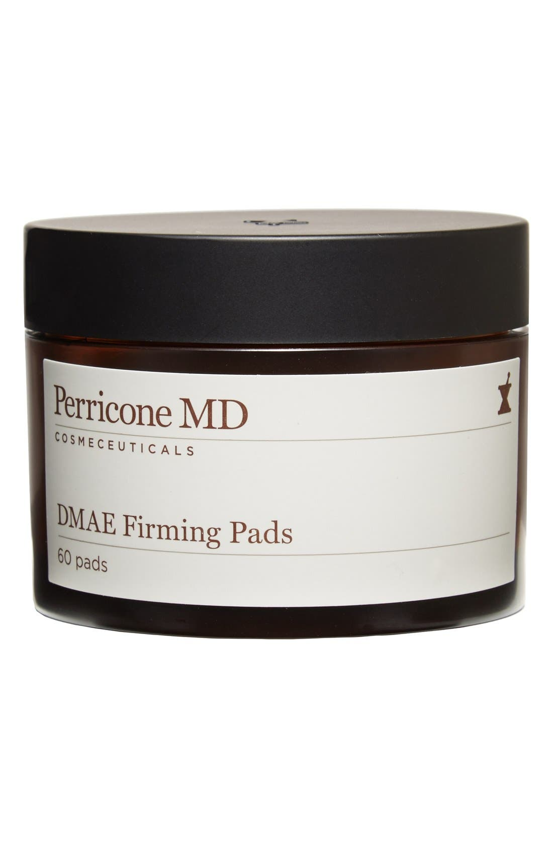 DMAE Firming Pads,                             Main thumbnail 1, color,                             000
