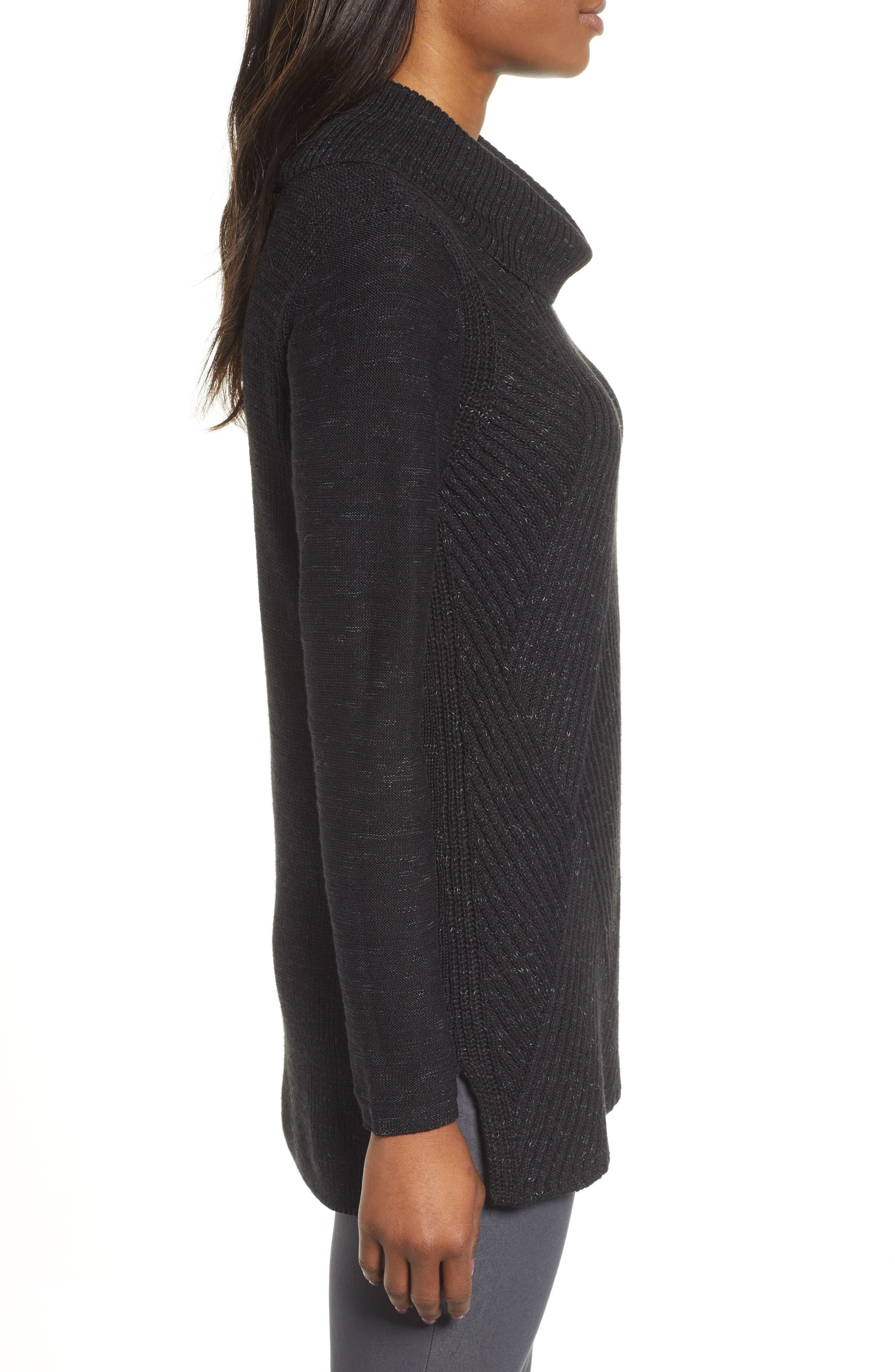 North Star Sweater,                             Alternate thumbnail 3, color,                             004