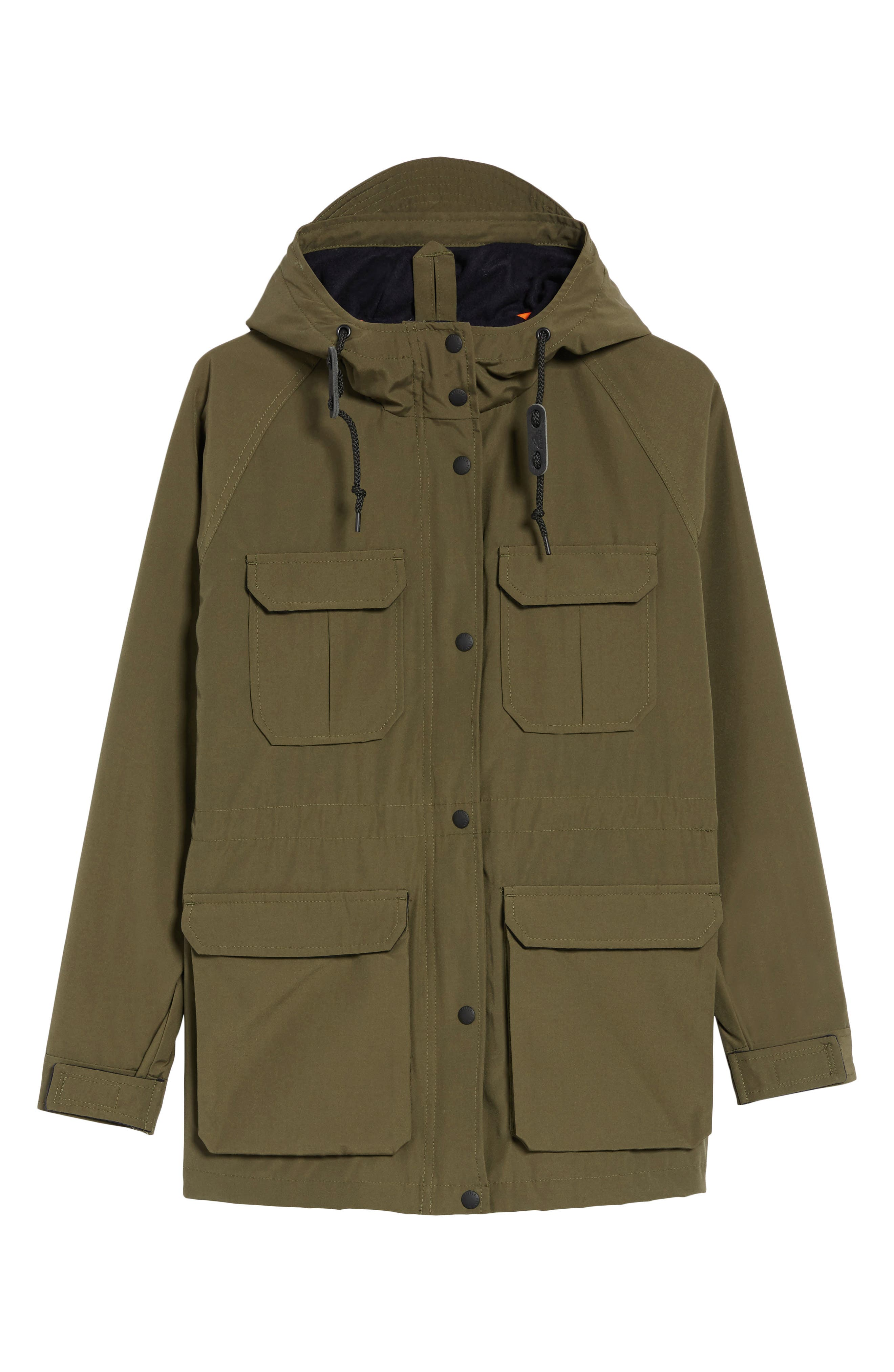 PENFIELD,                             'Kasson' Double Layer Mountain Parka,                             Alternate thumbnail 5, color,                             307